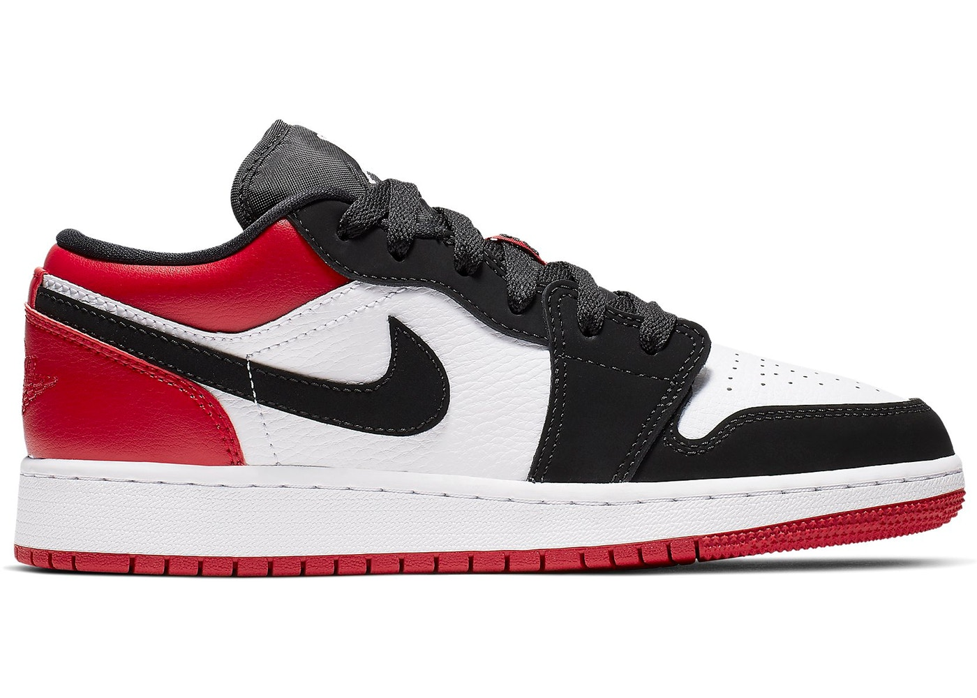 f880b66aa4c84c Sell. or Ask. Size  5Y. View All Bids. Jordan 1 Low Black Toe ...