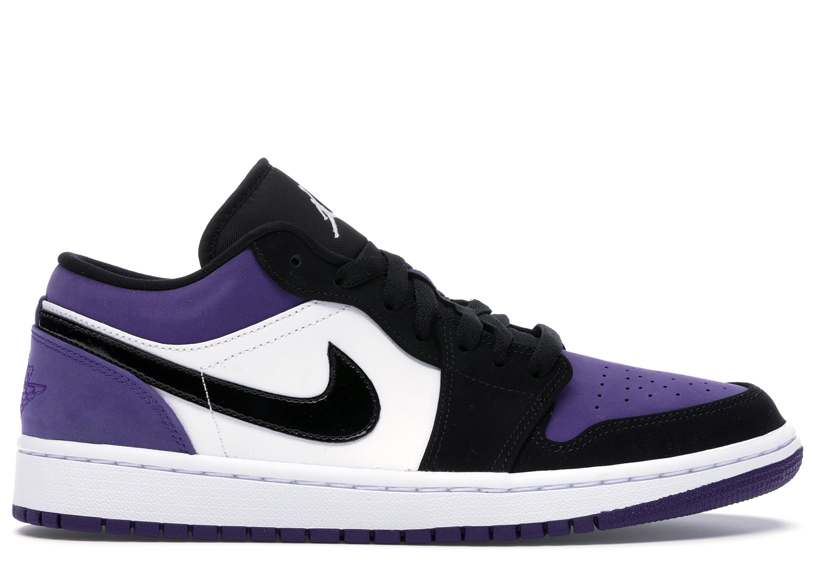 air jordan 1 court purple 2020 stockx