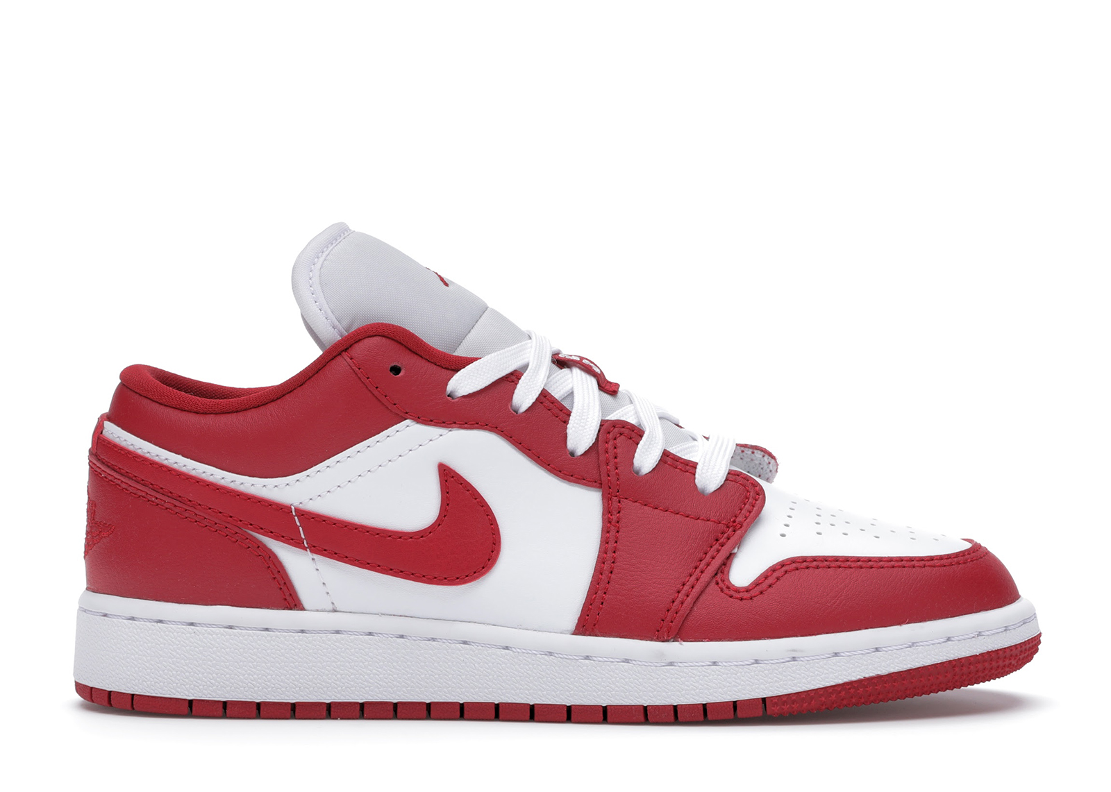 Jordan 1 Low Gym Red White (GS