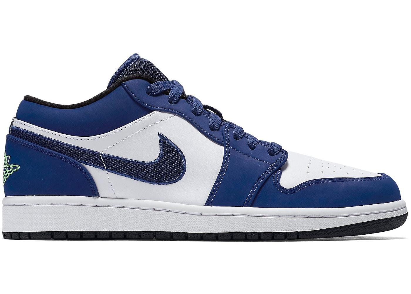Jordan 1 Low Insignia Blue