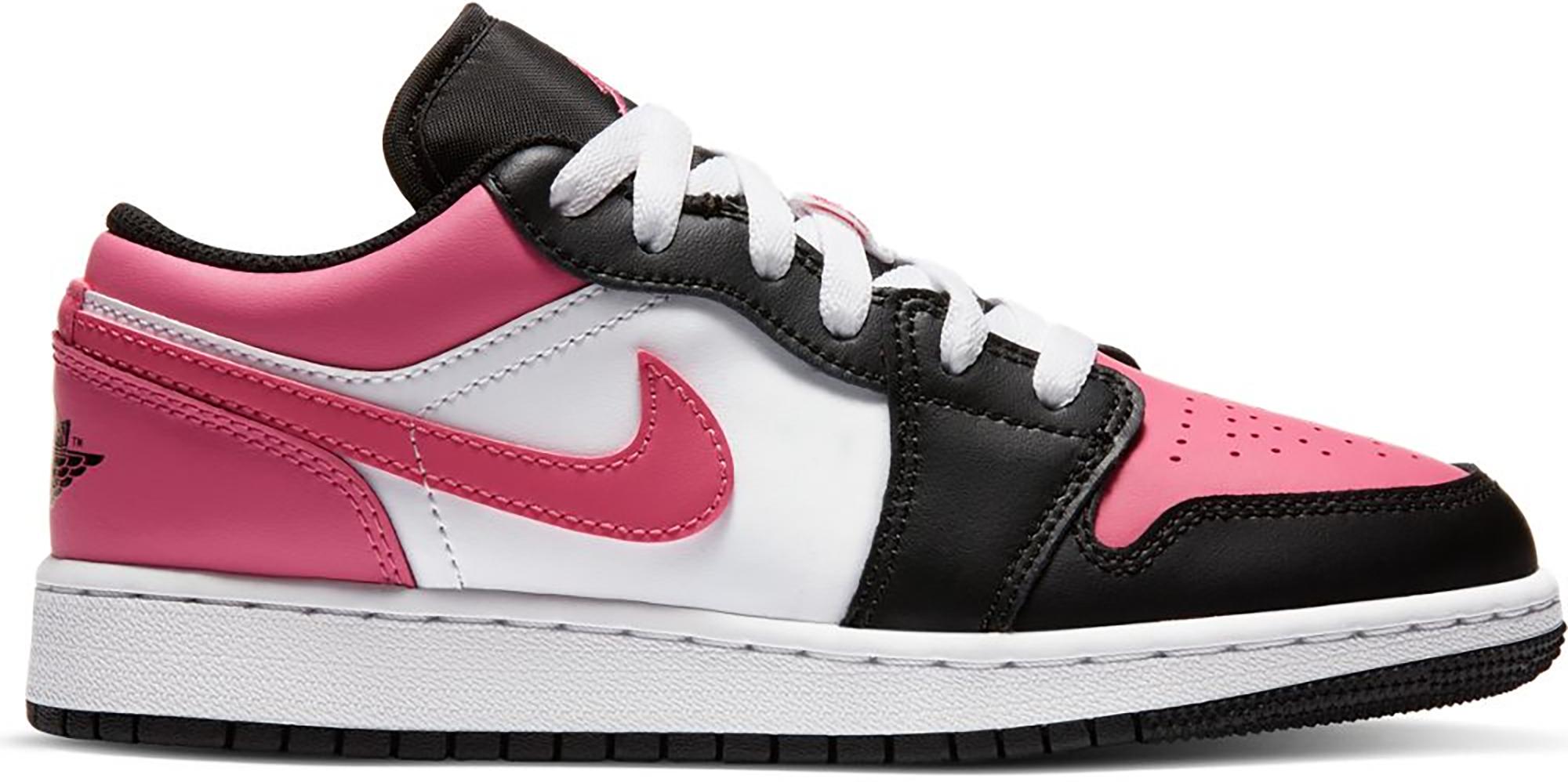 Jordan 1 Low Pinksicle (GS) - 554723-106
