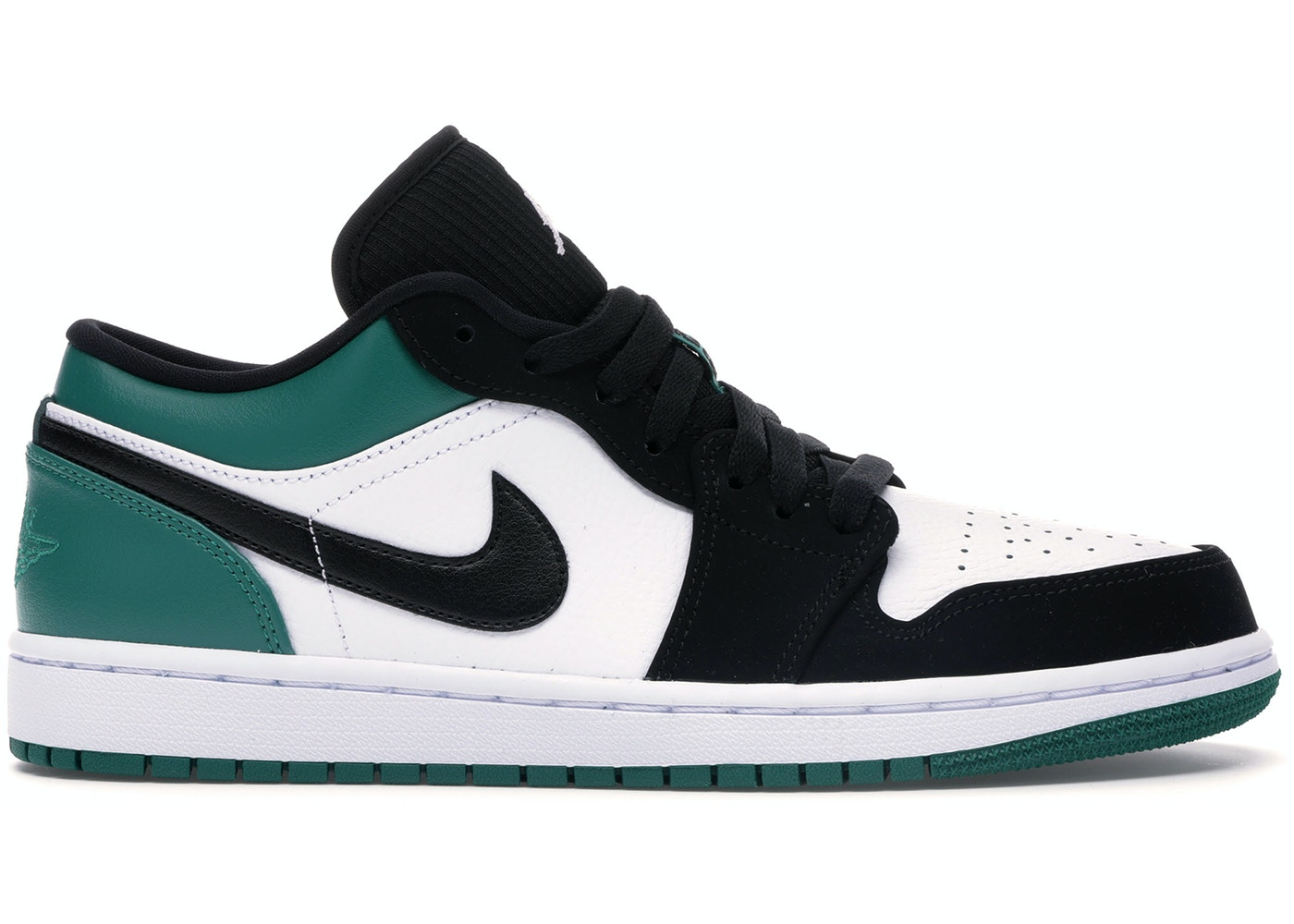 3ed3a1753b Sell. or Ask. Size 7. View All Bids. Jordan 1 Low White Black Mystic Green
