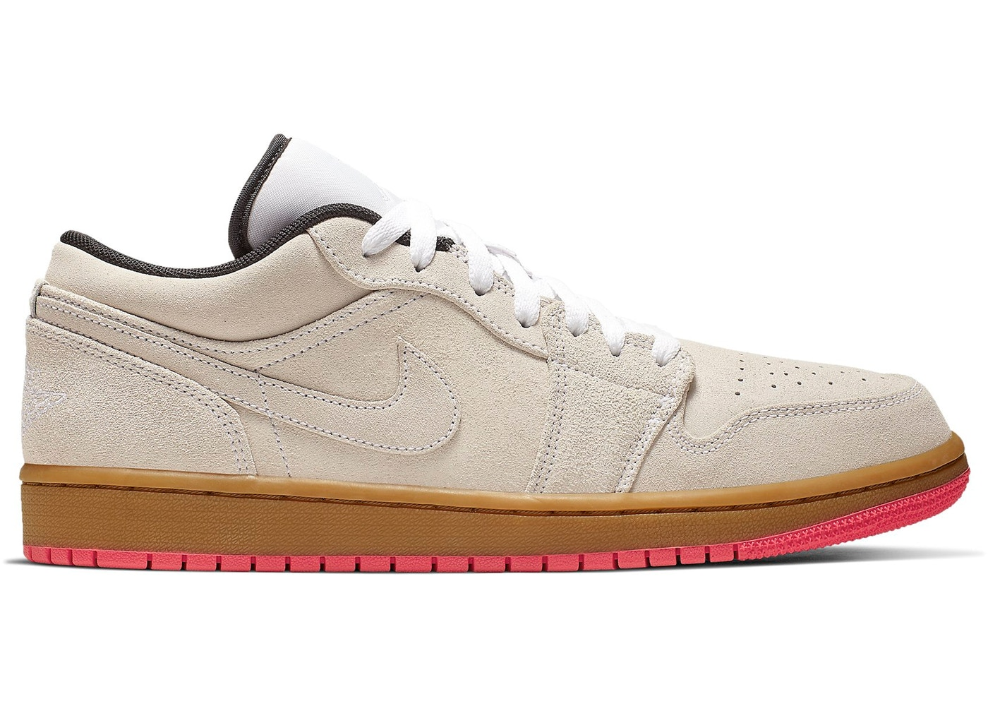 ef90a25c680 Sell. or Ask. Size: 15. View All Bids. Jordan 1 Low White Gum Hyper Pink