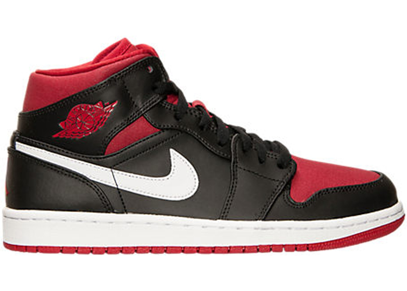 af110f15532fd Sell. or Ask. Size  15. View All Bids. Jordan 1 Mid Black Gym Red White