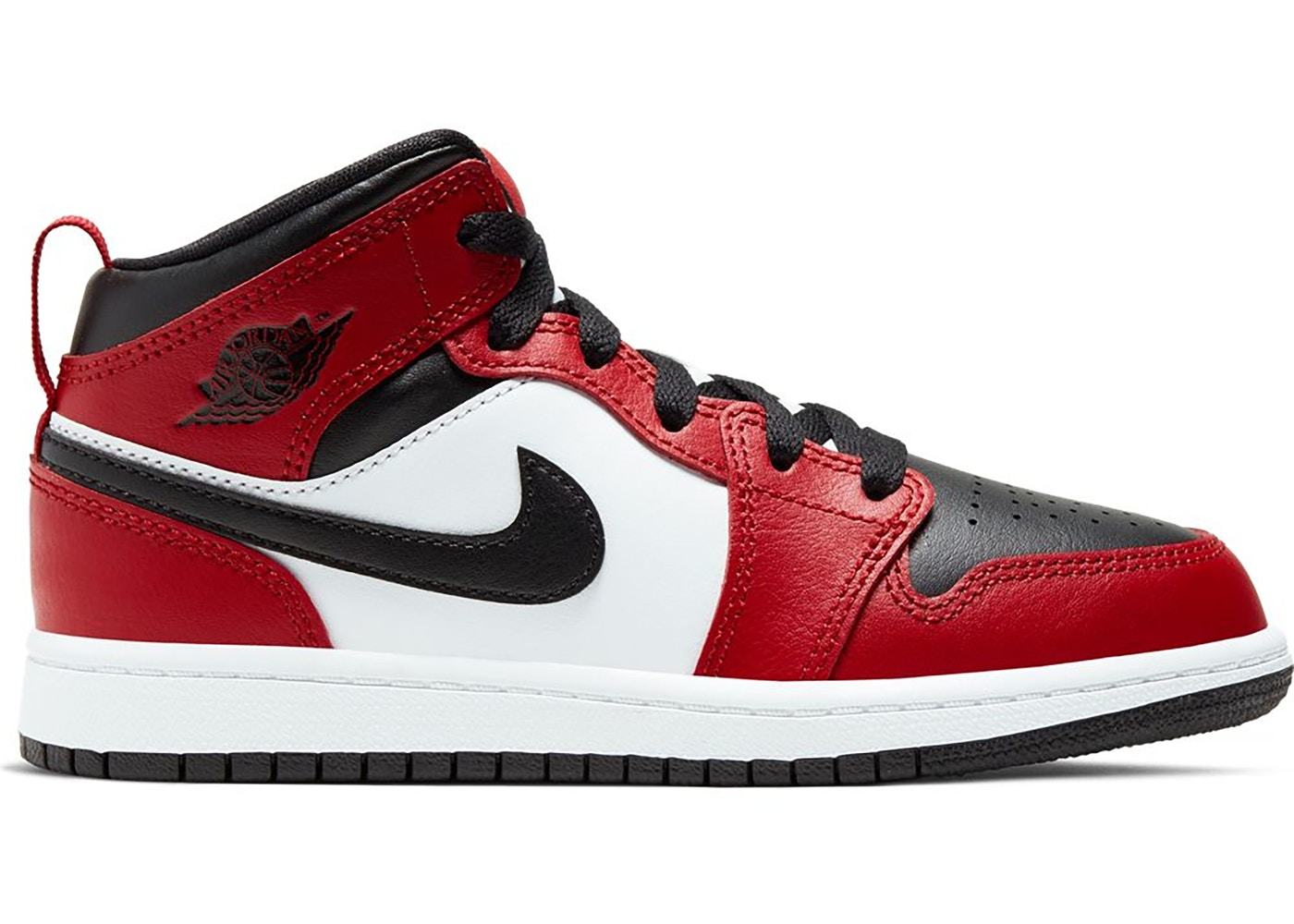 nike air jordan 1 mid chicago