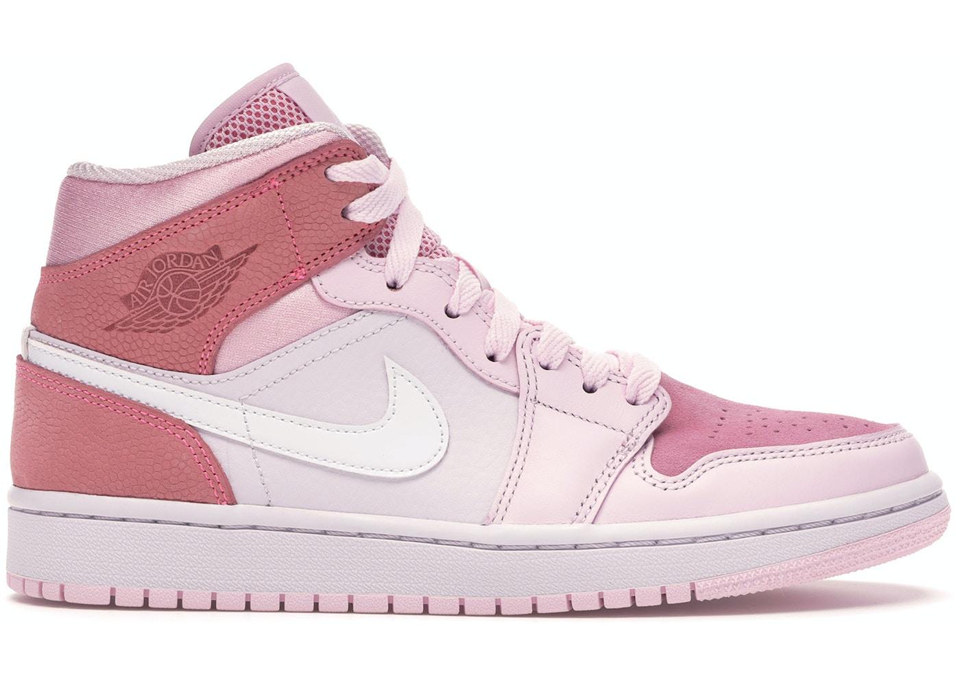 Jordan 1 Mid Digital Pink W Cw5379 600