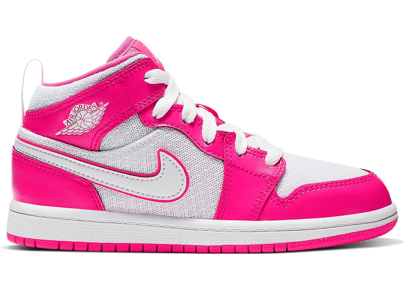 cheap for discount 9827d aba42 Sell. or Ask. Size 1. View All Bids. Jordan 1 Mid Hyper Pink White (PS)
