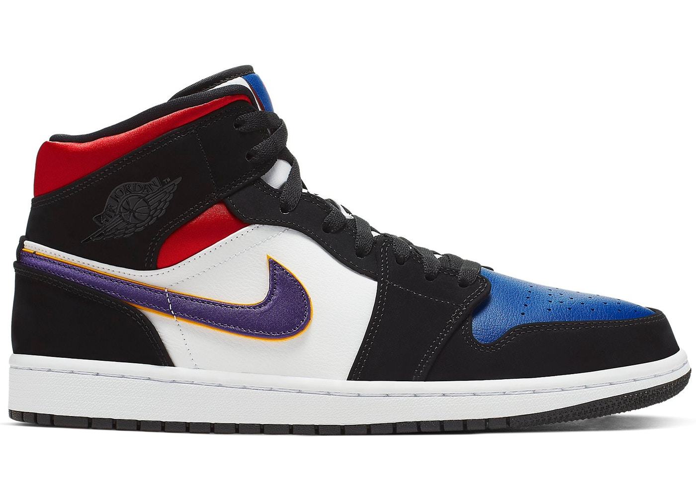 acb595f4388 Sell. or Ask. Size 9. View All Bids. Jordan 1 Mid Lakers ...