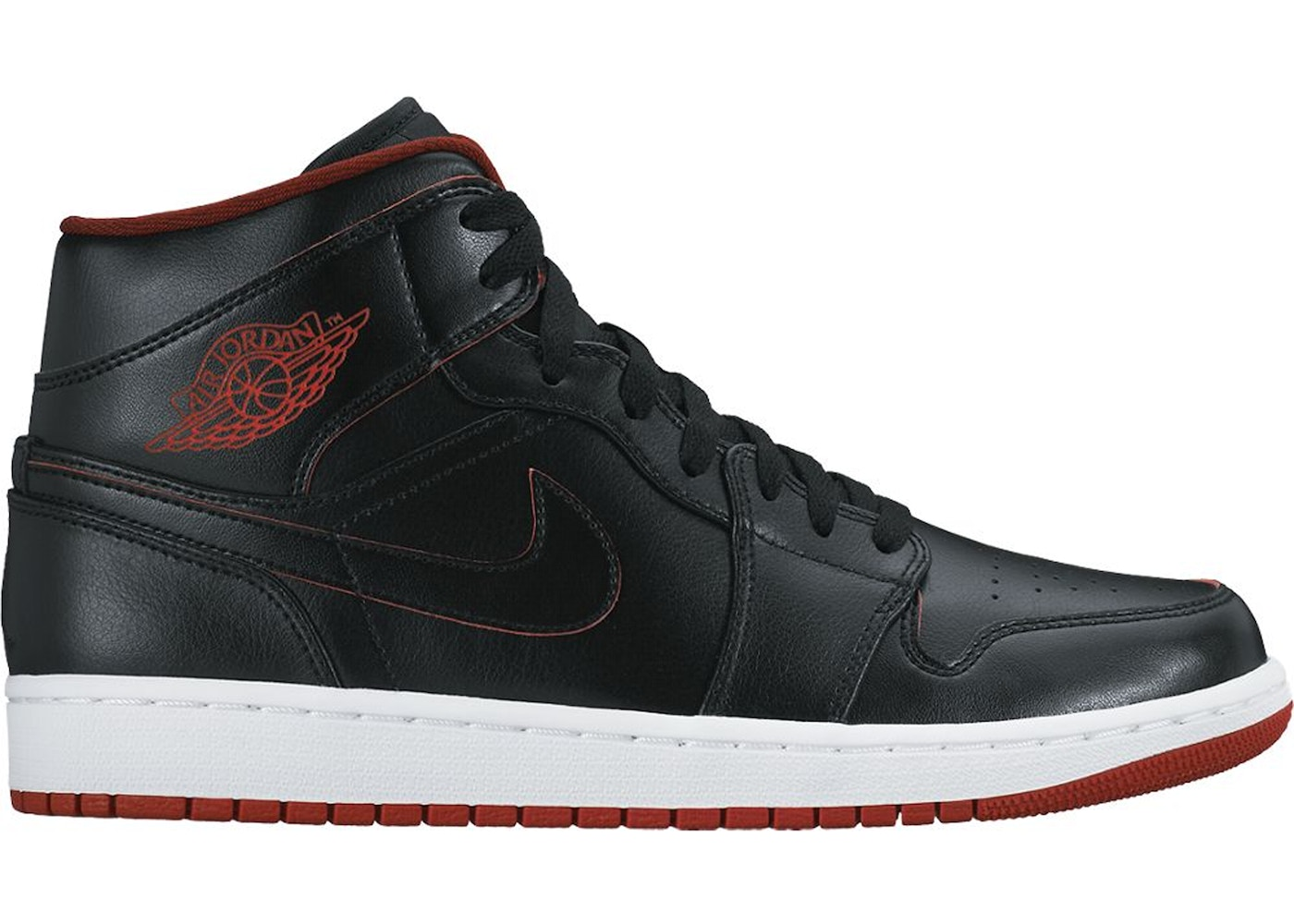buy popular 63d1b fb6be Sell. or Ask. Size  4.5Y. View All Bids. Jordan 1 Mid Lance Mountain Bred ( GS)