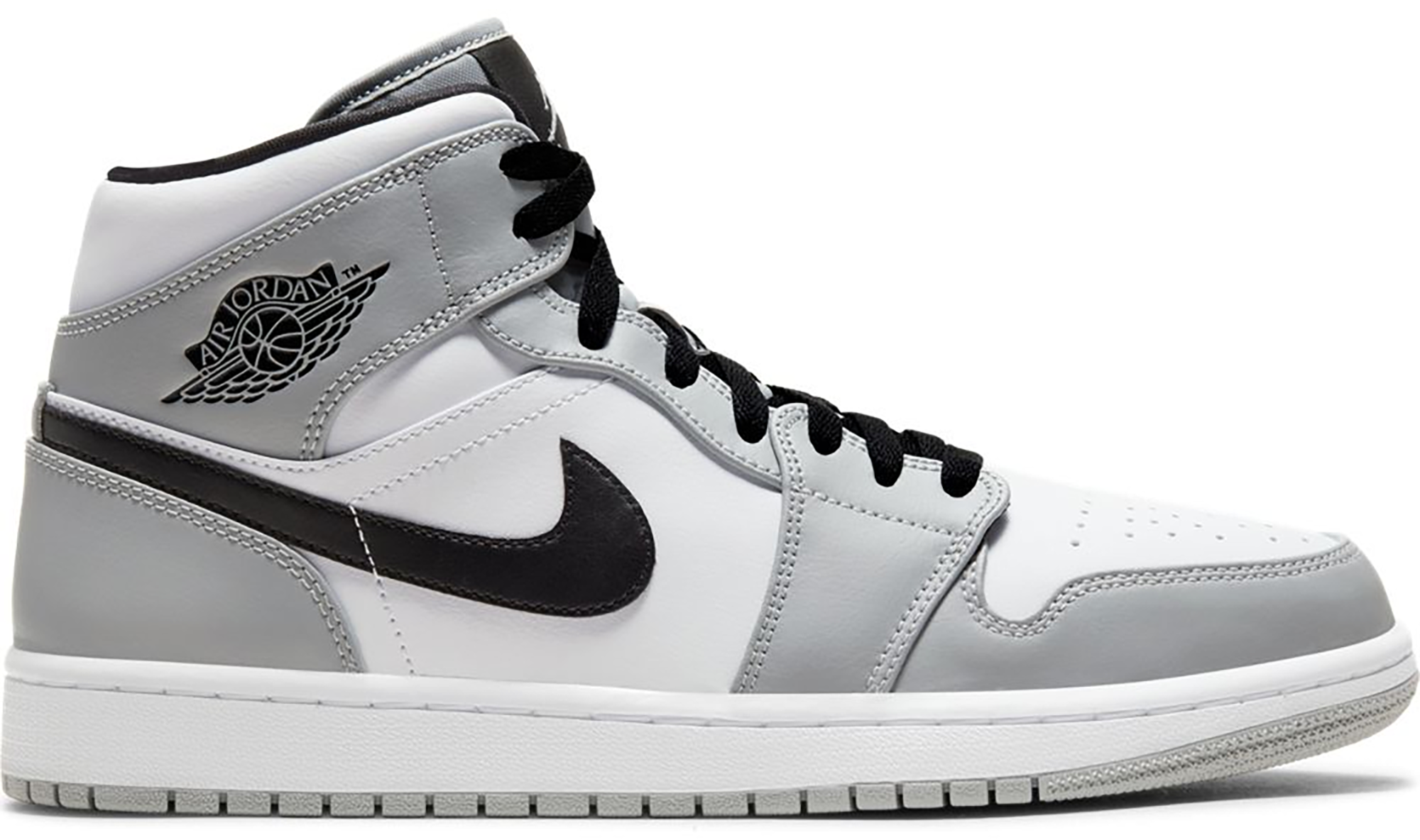 nike Air Jordan 1 Dames Grijs