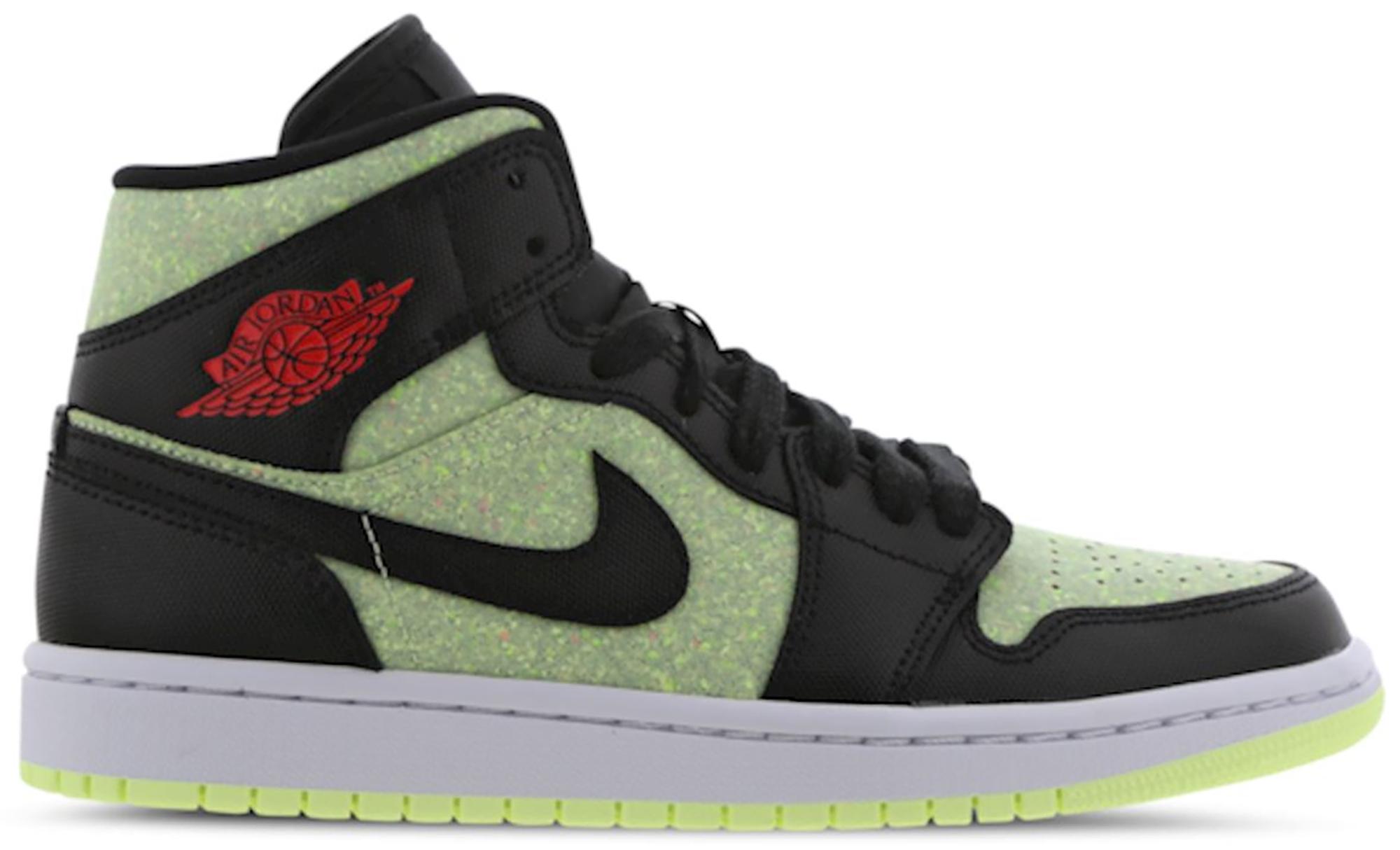 Jordan 1 Mid Nike Grind (W) - CV5276-003