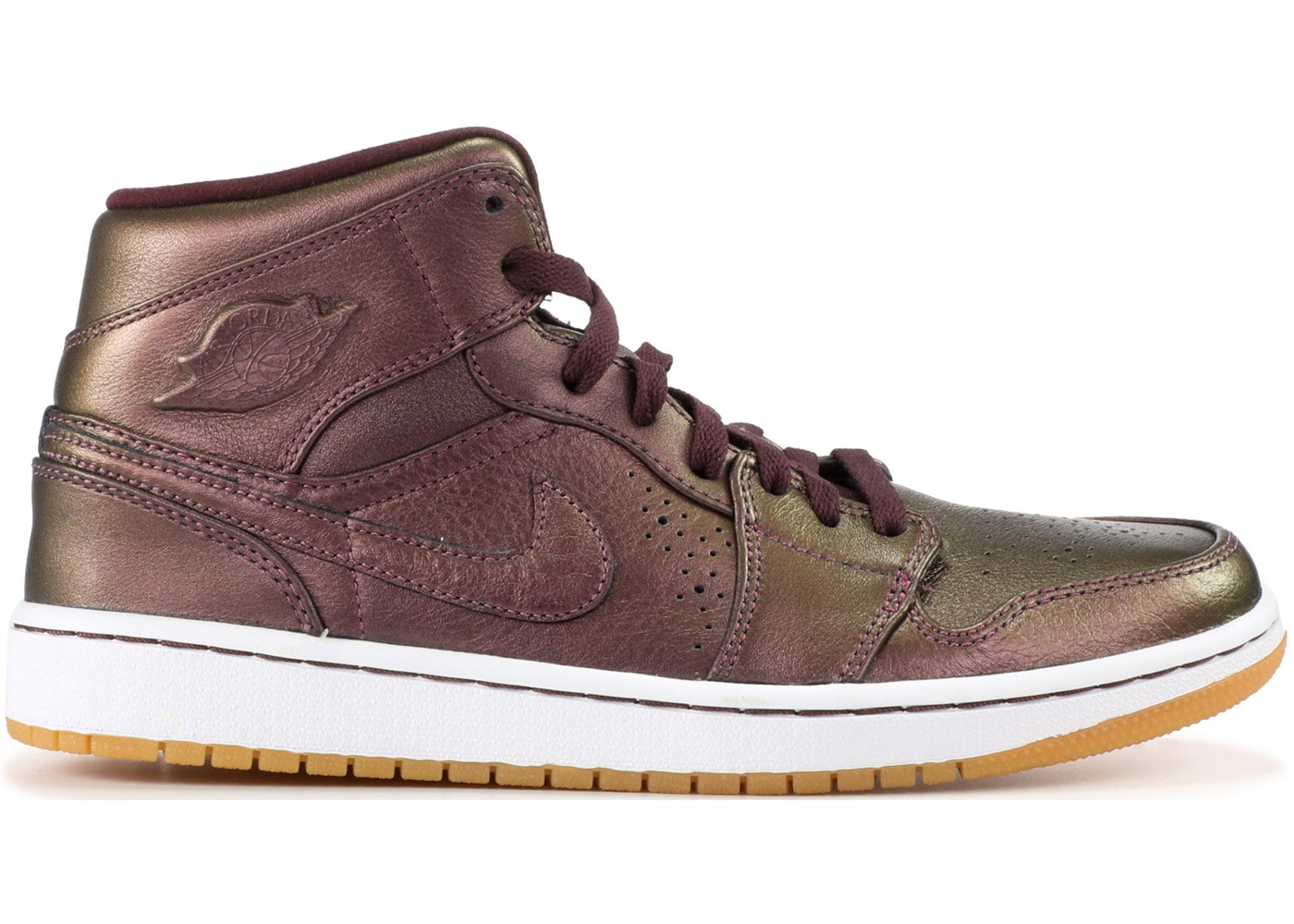 Sell. or Ask. Size  11.5. View All Bids. Jordan 1 Mid Nouveau Deep Burgundy  Gum 70f8f270c