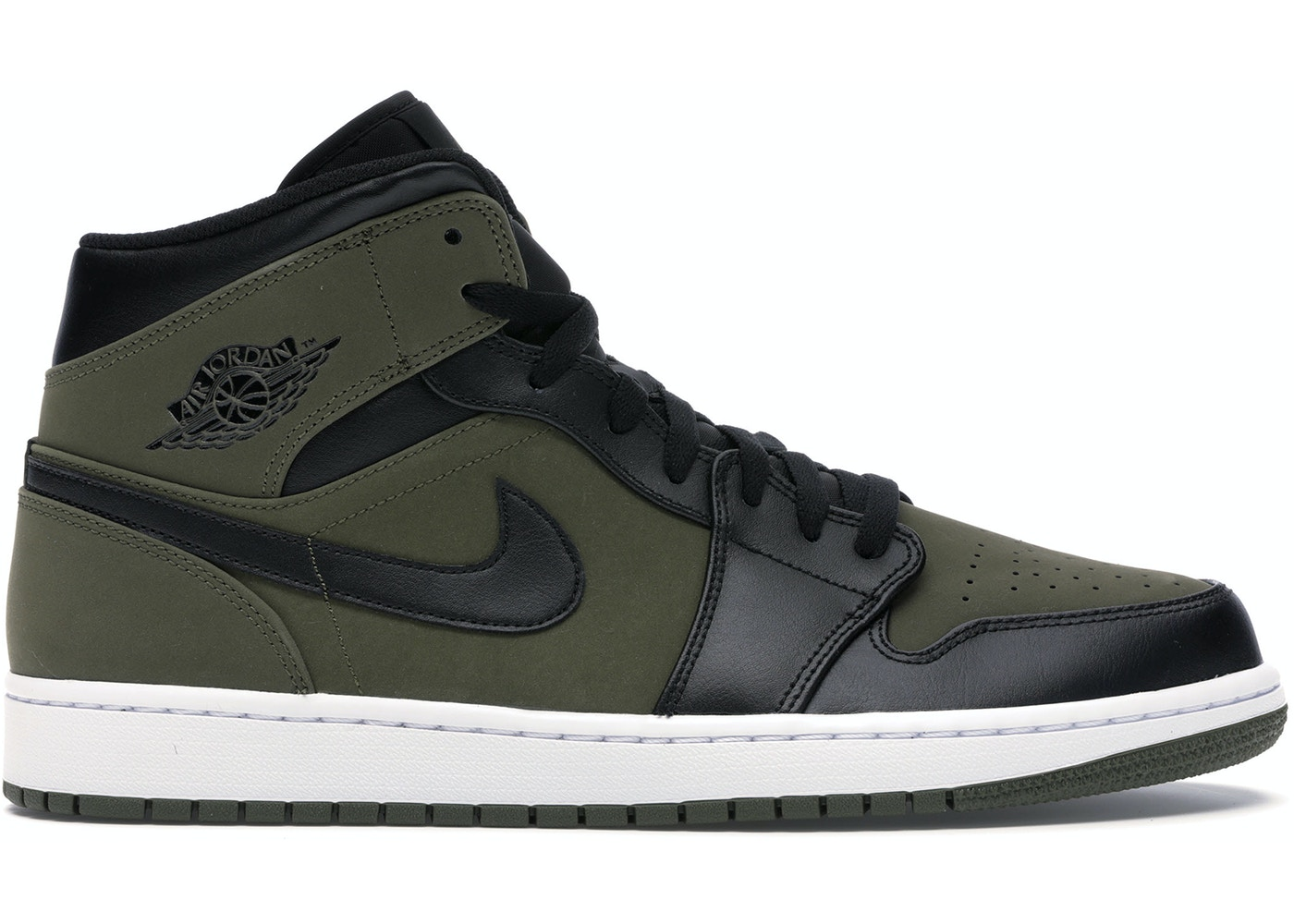 ef24a50e342 Sell. or Ask. Size 7. View All Bids. Jordan 1 Mid Olive Canvas