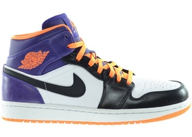 Jordan 1 Mid Phoenix Suns