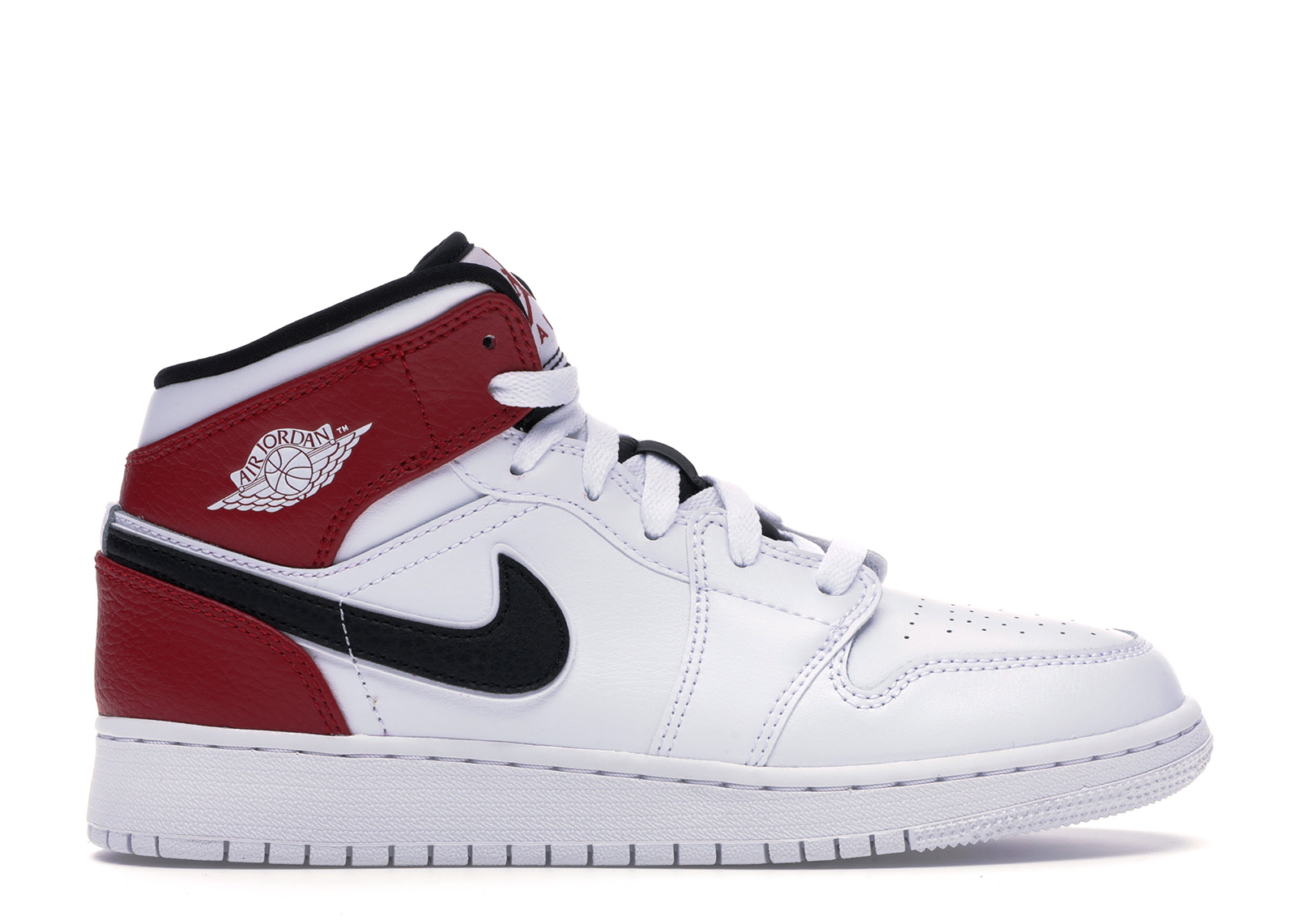 white gym red
