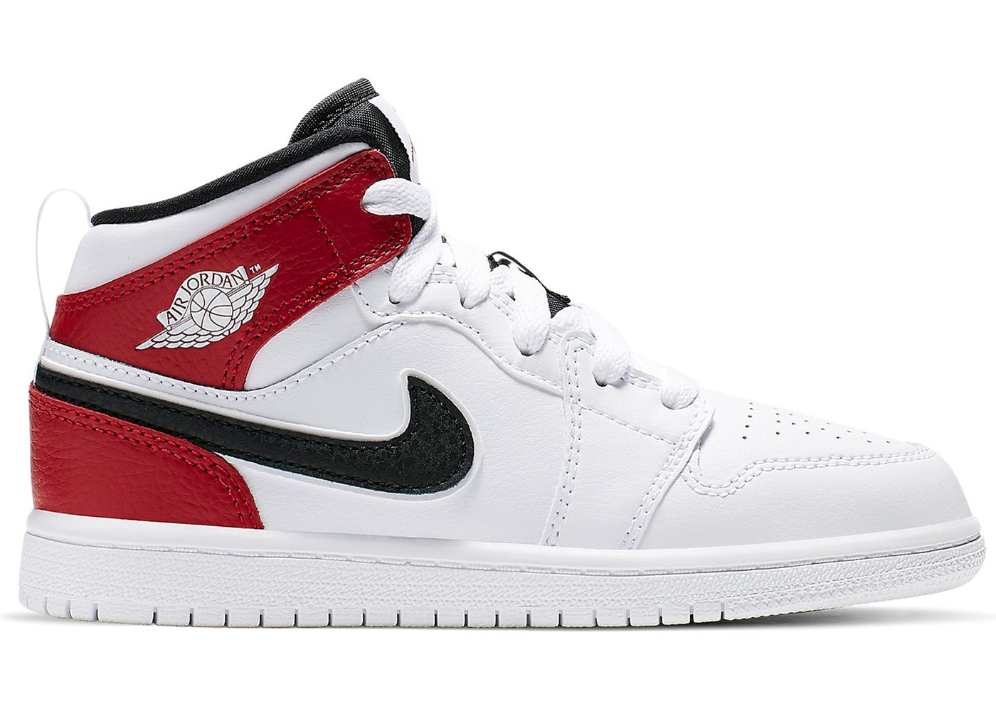 d382b3d1e11071 Sell. or Ask. Size 3. View All Bids. Jordan 1 Mid White Black Gym Red ...