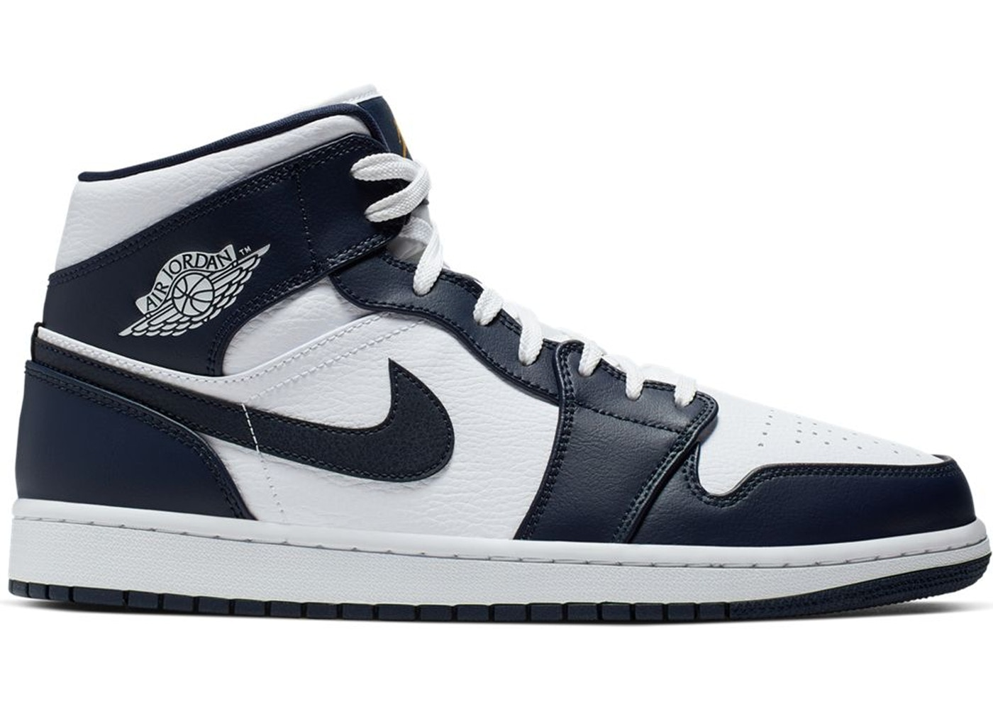 c0ad3933 Sell. or Ask. Size 7. View All Bids. Jordan 1 Mid White Metallic Gold  Obsidian