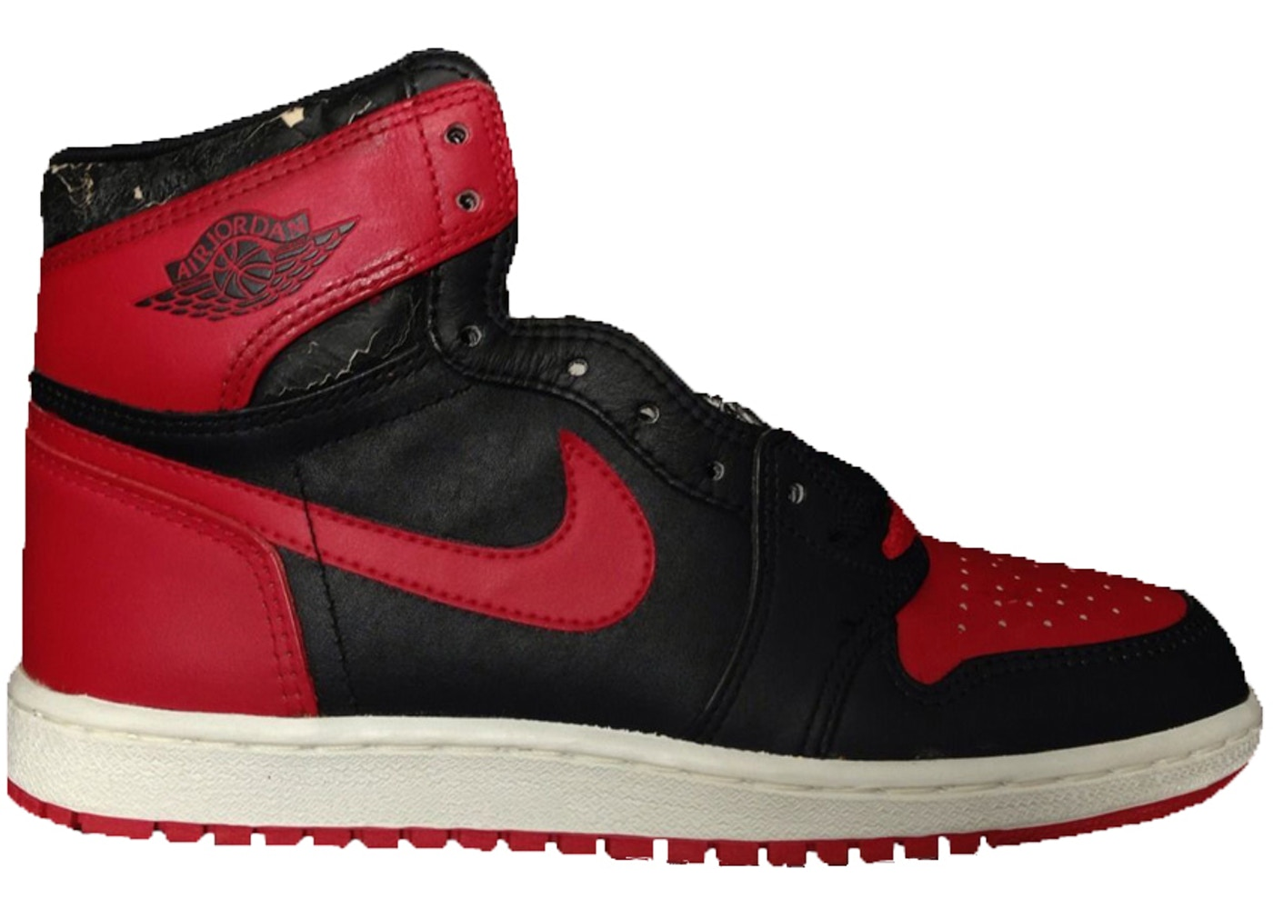 innovative design 6ec31 08965 Jordan 1 OG Bred (1985) - 4285