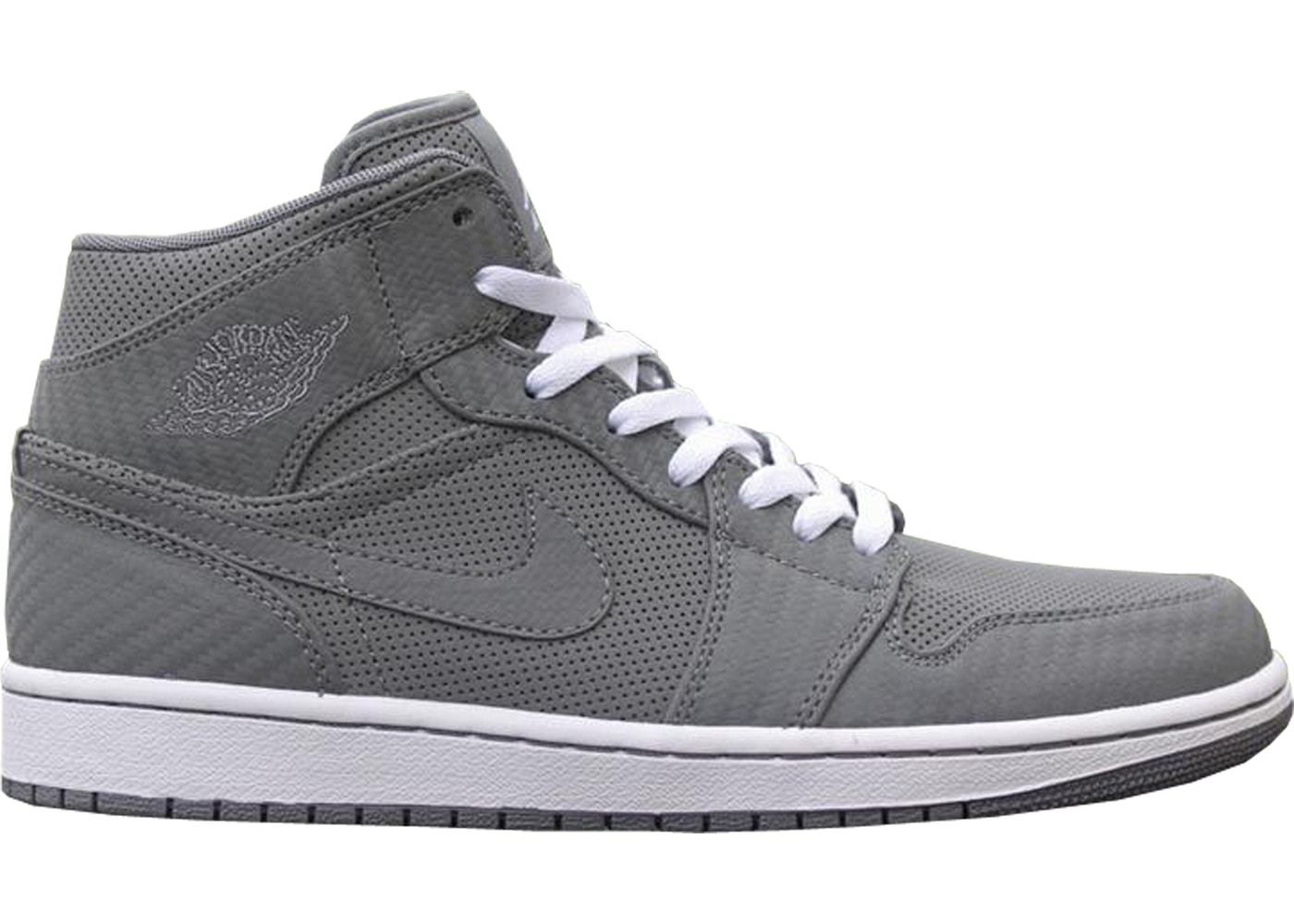 Sell. or Ask. Size  11. View All Bids. Jordan 1 Phat Cool Grey (Carbon Fiber ) 36676e413a
