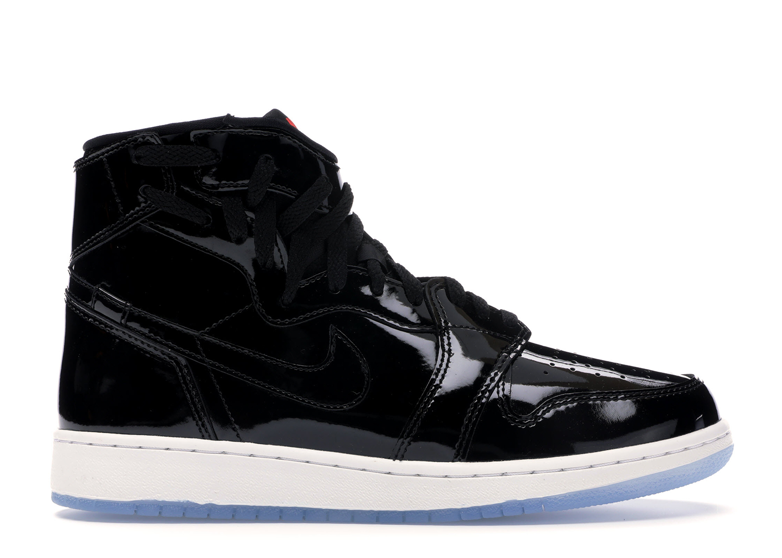 Jordan 1 Rebel XX Black Patent (W
