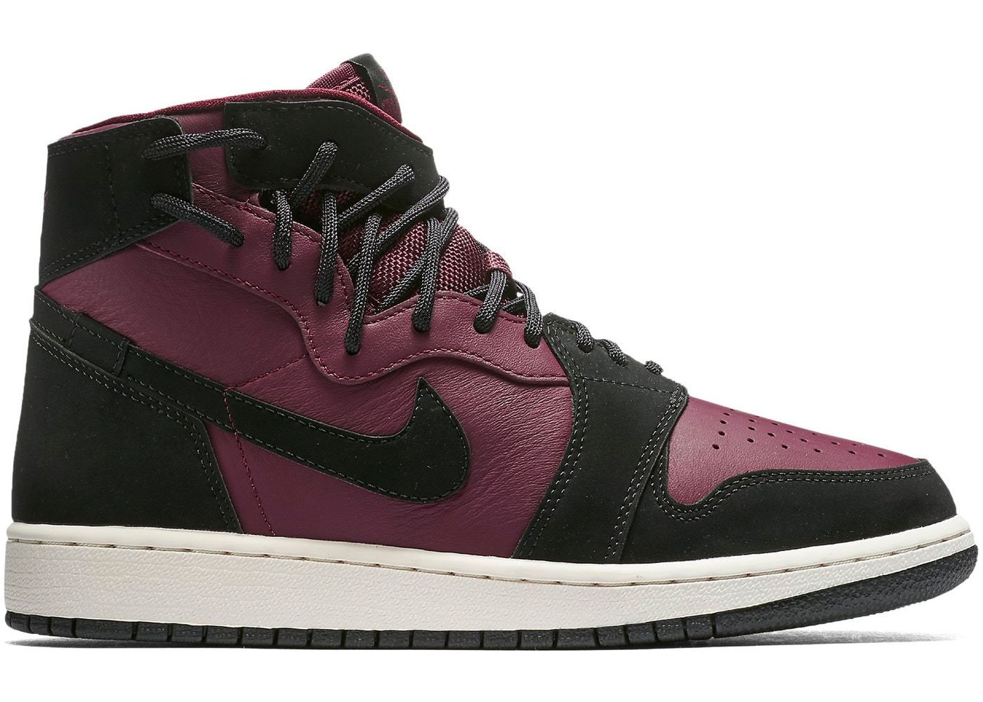 the best attitude 05050 e8c99 Jordan 1 Rebel XX Bordeaux (W)