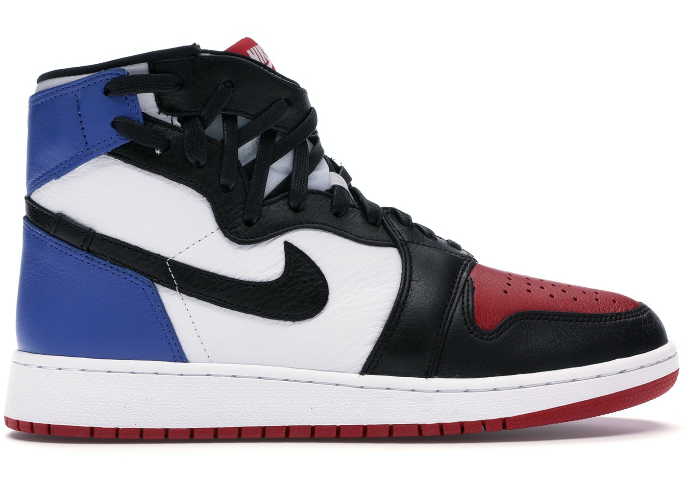 61636379b7ae Jordan 1 Rebel XX Top 3 (W) - AT4151-001