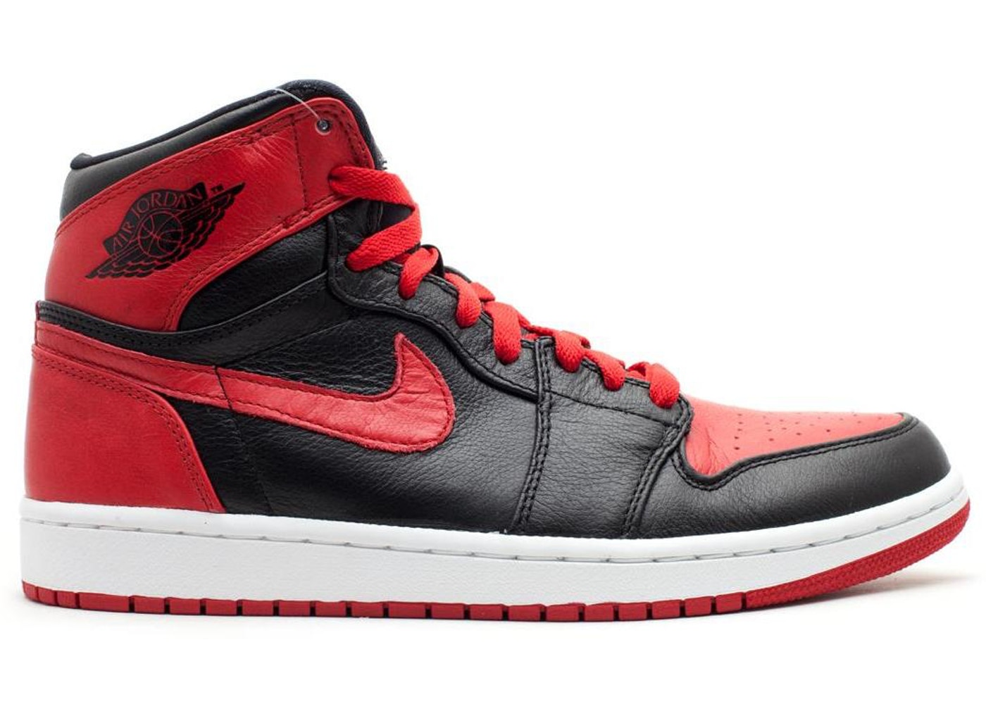buy popular c6678 df9df Jordan 1 Retro Banned (2011) - 432001-001