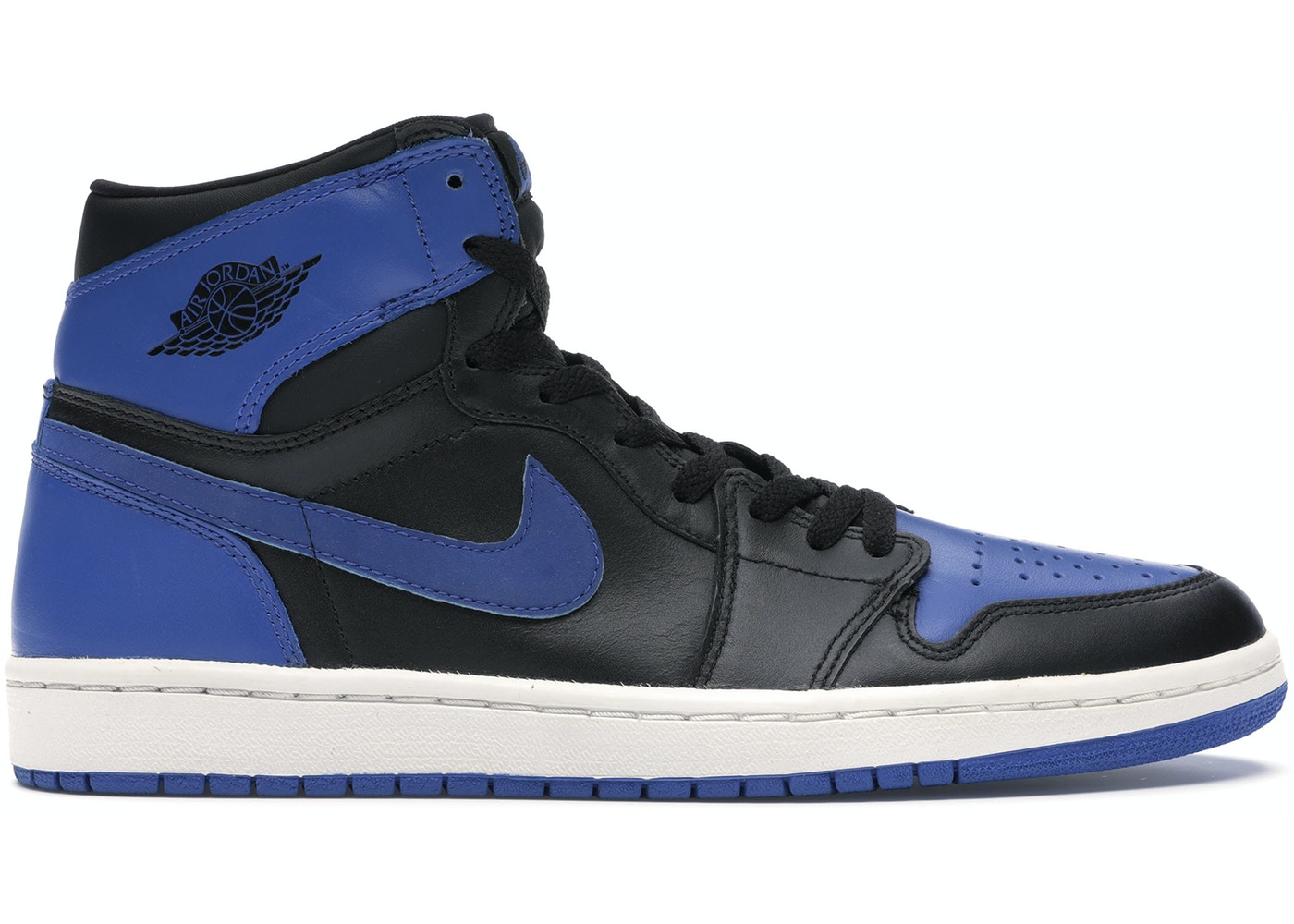 21c0a891 Jordan 1 Retro Black Royal Blue (2001) - 136066-041