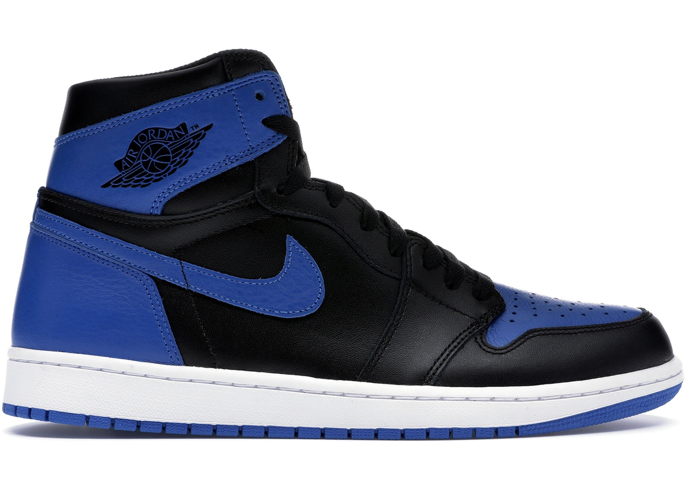 promo code a5827 92db4 Jordan 1 Retro Royal (2017) - 555088-007