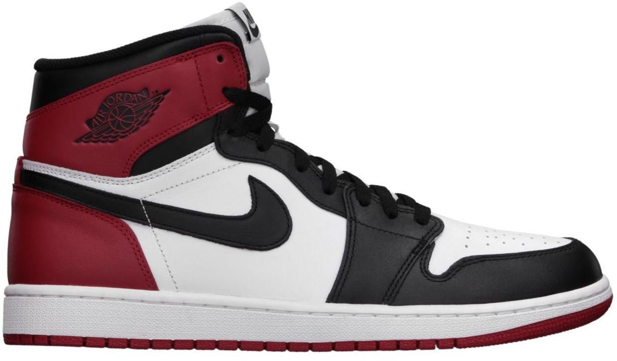Jordan 1 Retro Black Toe (2013)
