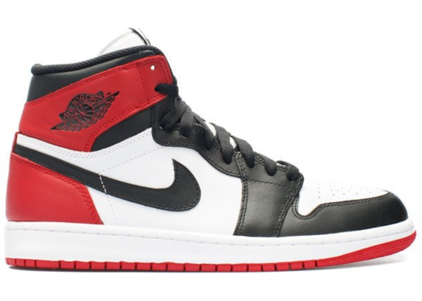 Jordan 1 Retro Black Toe (2016) - 555088-125 11b7c87813be