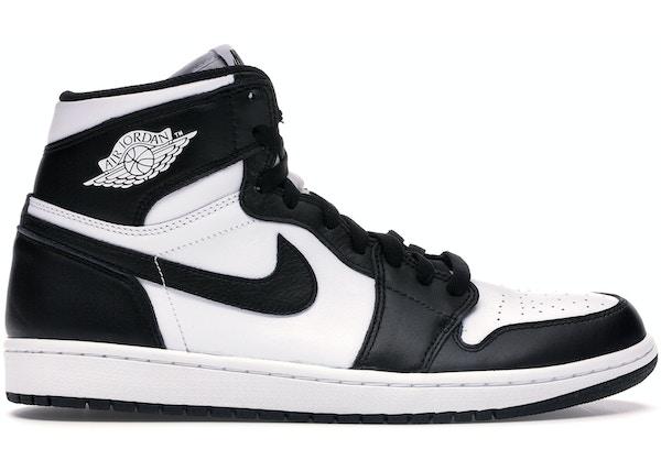 ba1e1fce Jordan 1 Retro Black White (2014) - 555088-010