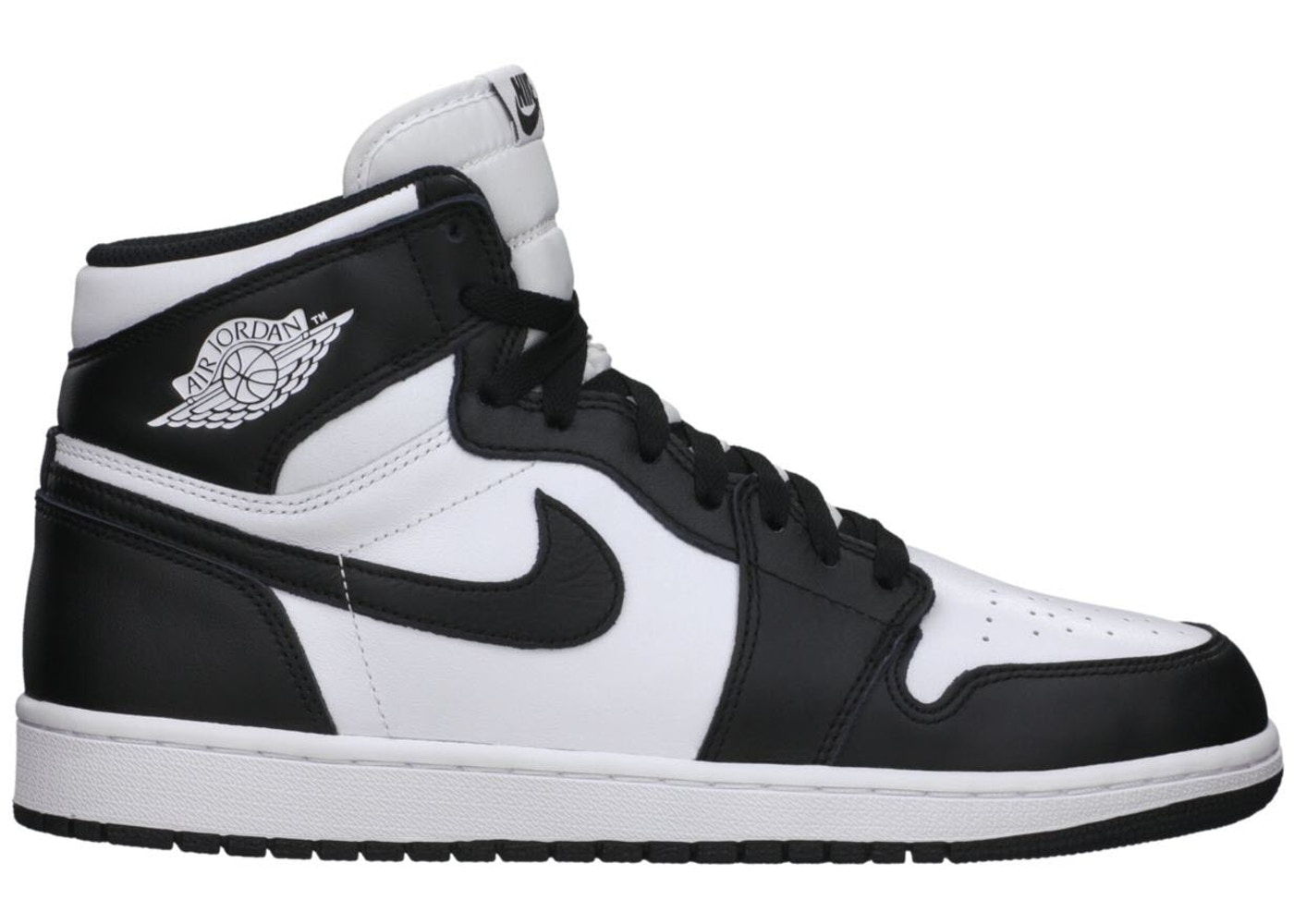 Jordan 1 Retro Black White (2014) - 555088-010 4437f9aa9