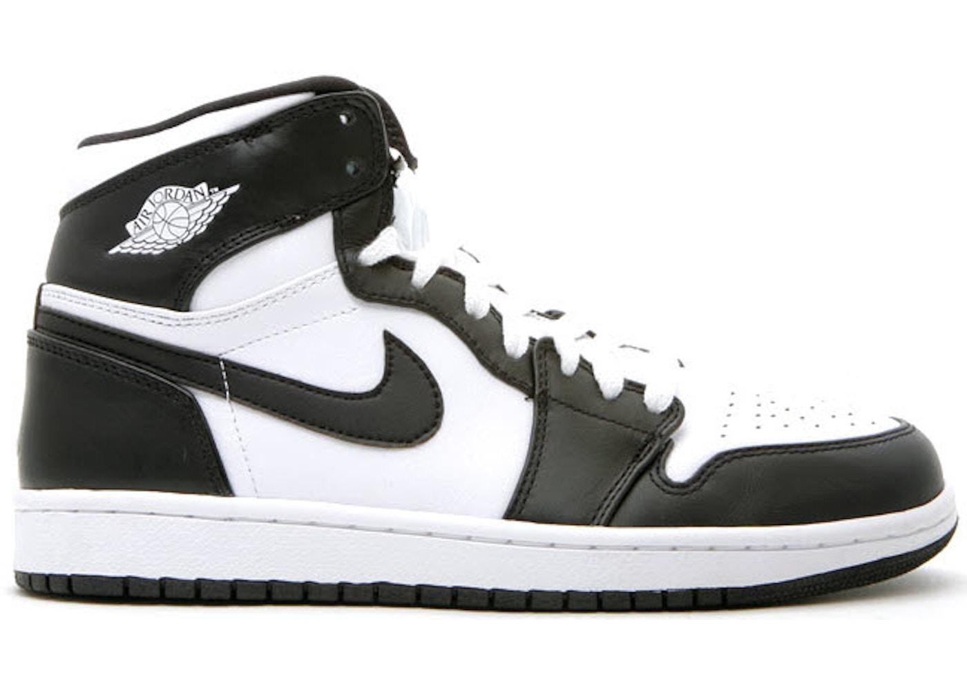 buy online da6ba 10928 Jordan 1 Retro White Black CDP (2008) - 332550-011