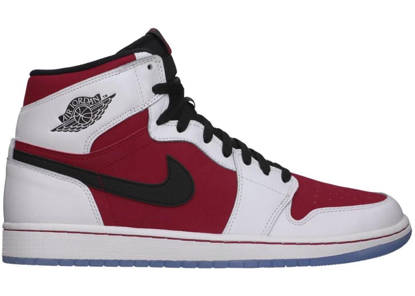 separation shoes bc25d 9e891 Jordan 1 Retro Carmine (2014) - 555088-123