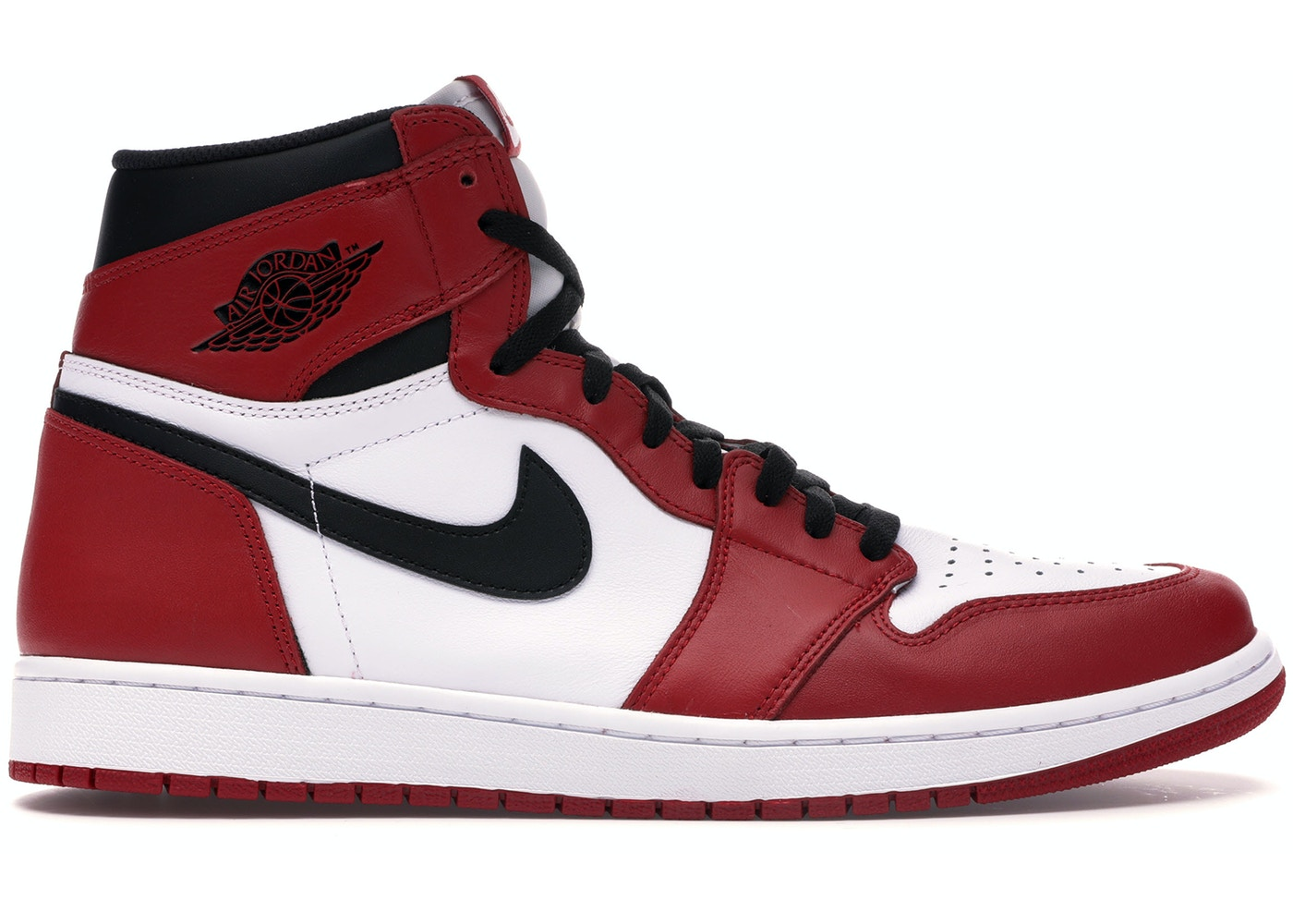 new style 5131f 05498 Jordan 1 Retro Chicago (2015) - 555088-101