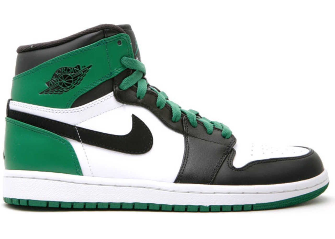 Jordan 1 Retro Defining Moments Celtics (DMP) - 332550-101 4a84e5d003