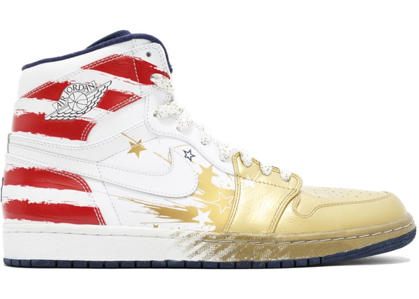 Jordan 1 Retro Dave White Wings For the Future Gold 89131072b