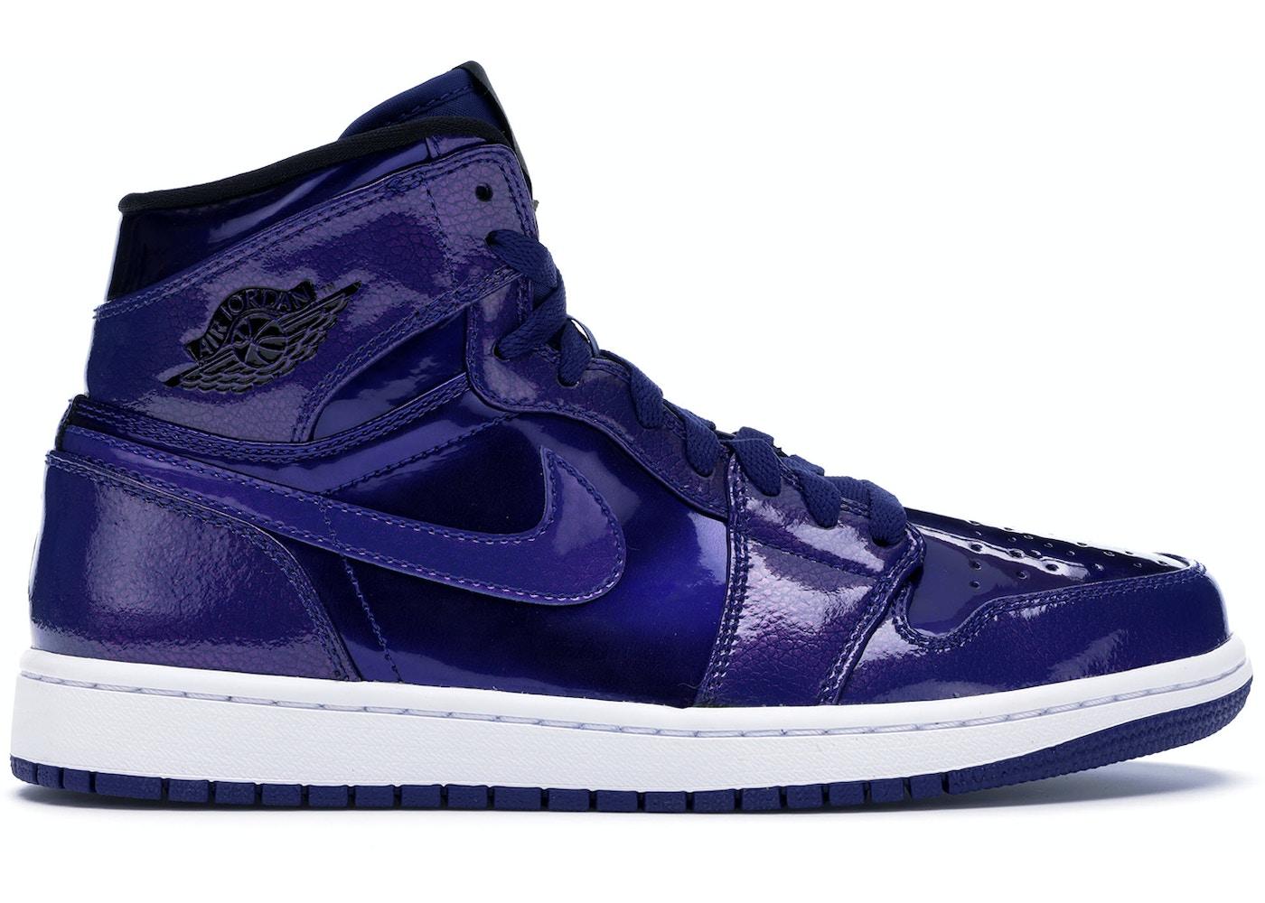 klasyczne buty spotykać się nowy styl Jordan 1 Retro Deep Royal