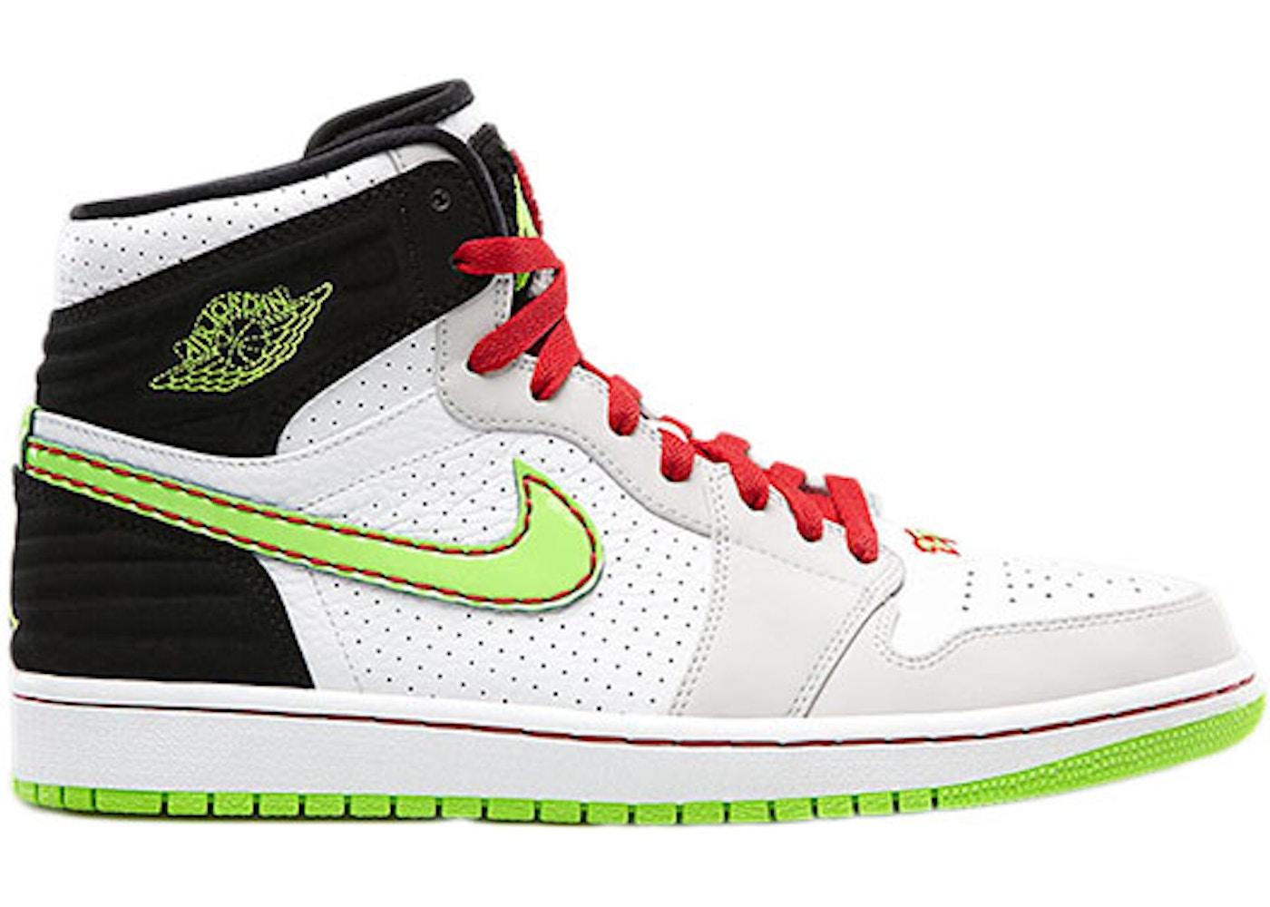 28d41127 Jordan 1 Retro Electric Green - 580514-150