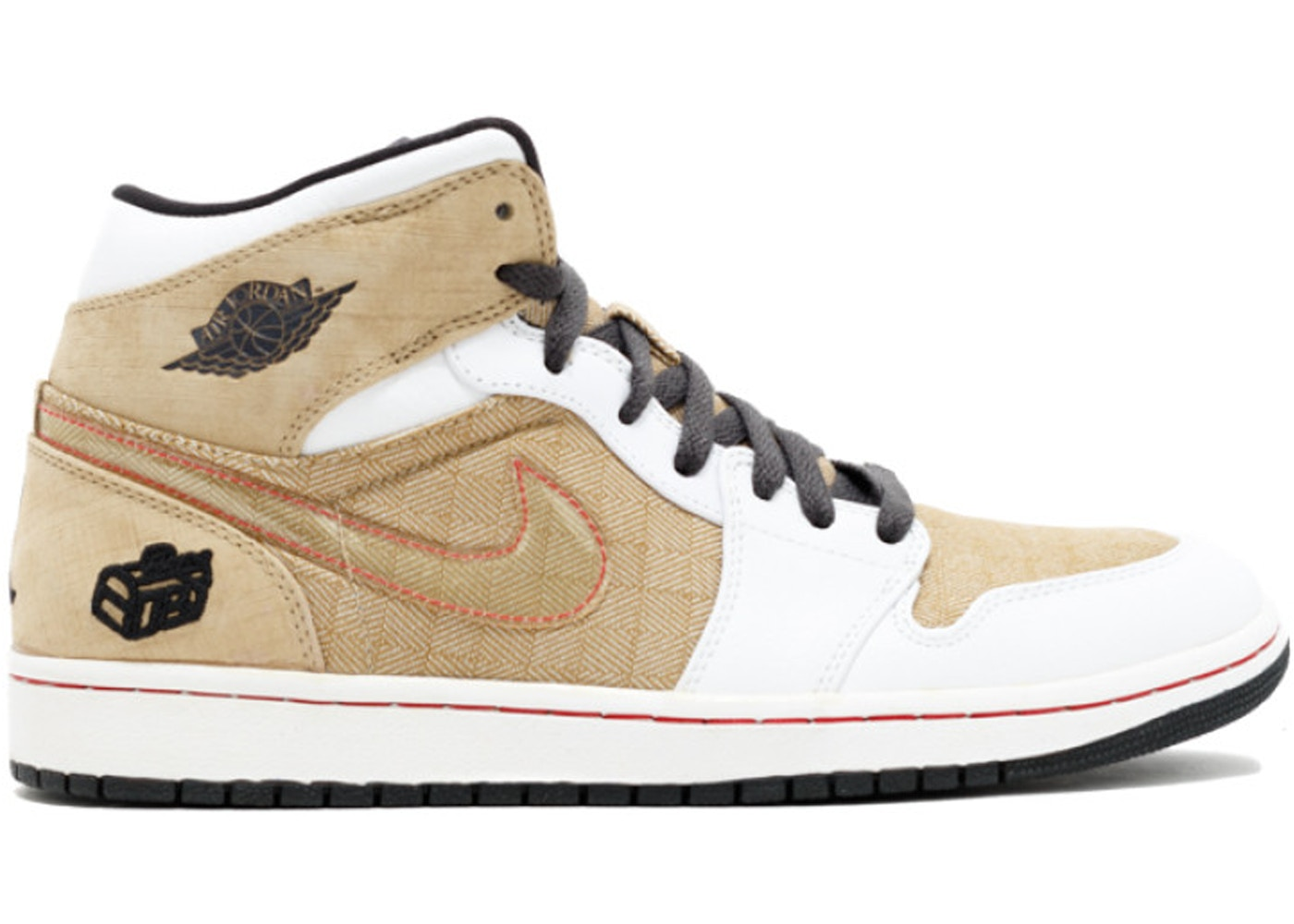 watch 28383 09511 Sell. or Ask. Size  8.5. View All Bids. Jordan 1 Retro Fathers Day Tweed ( 2008)
