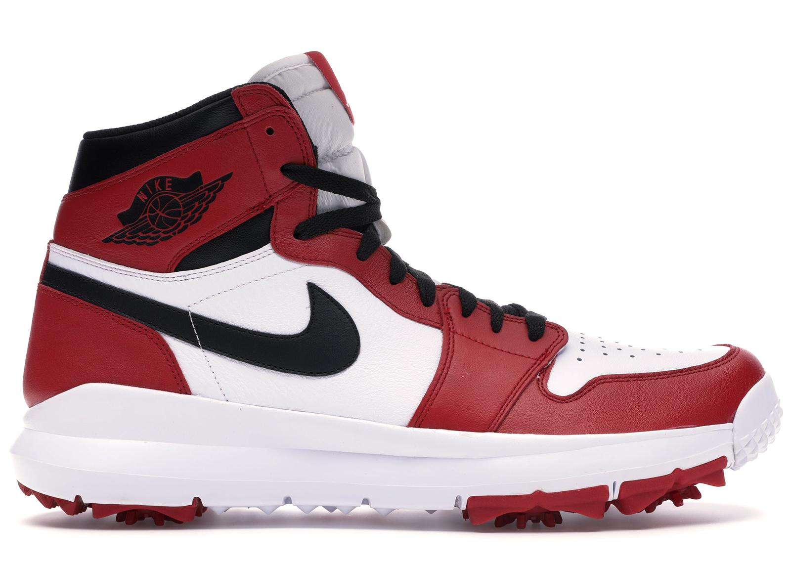 Jordan 1 Retro Golf Cleat Chicago
