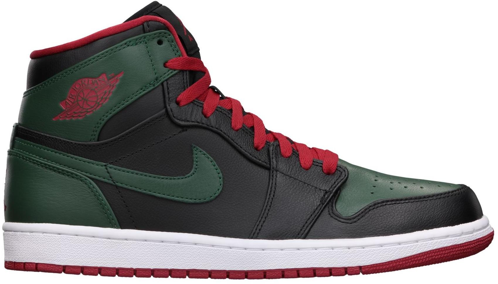 air jordan 1 retro green