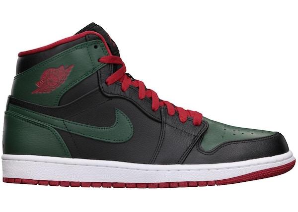 002e951f85ceda Jordan 1 Retro Green Gucci - 332550-025