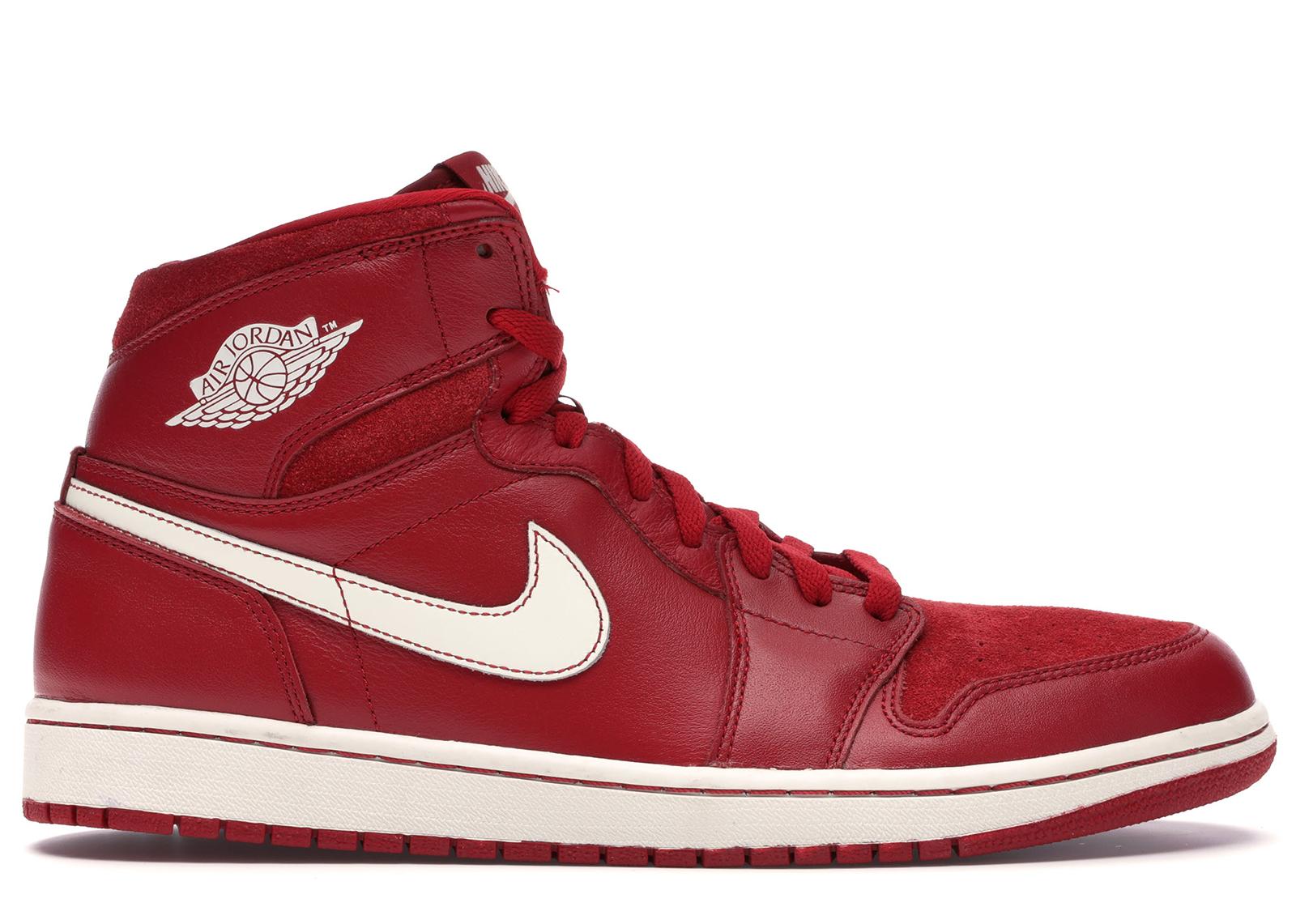 Jordan 1 Retro Gym Red - 555088-601