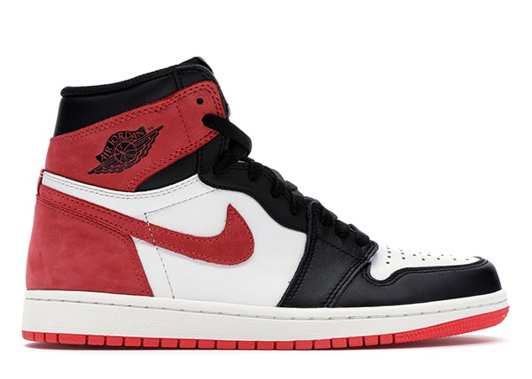 Jordan 1 Retro High Track Red
