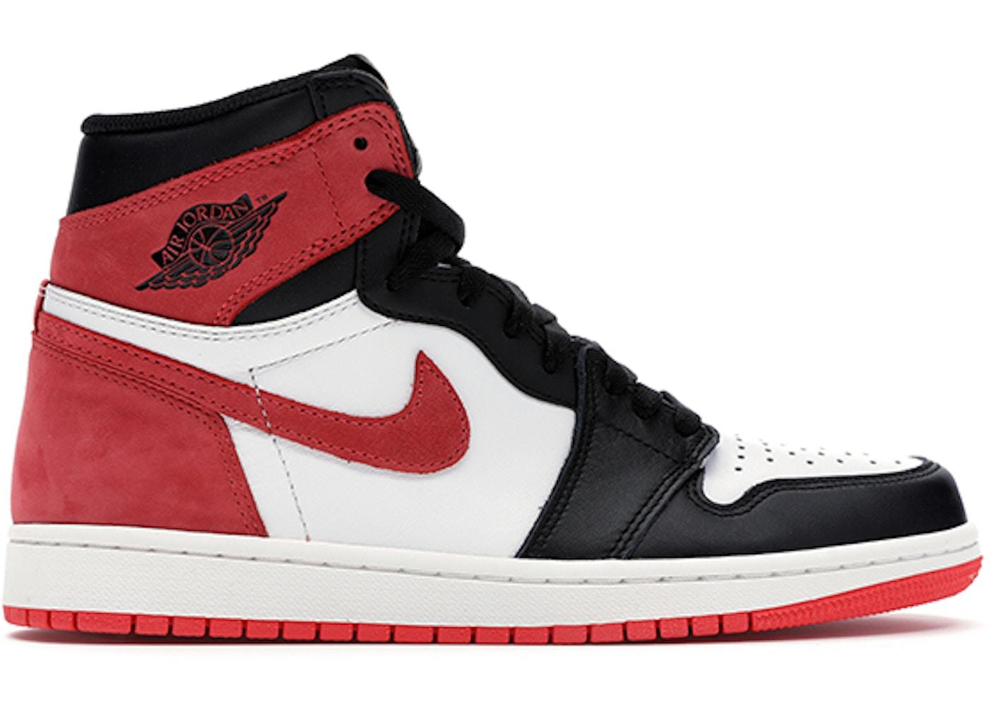 best loved f72f0 03982 Jordan 1 Retro High Track Red