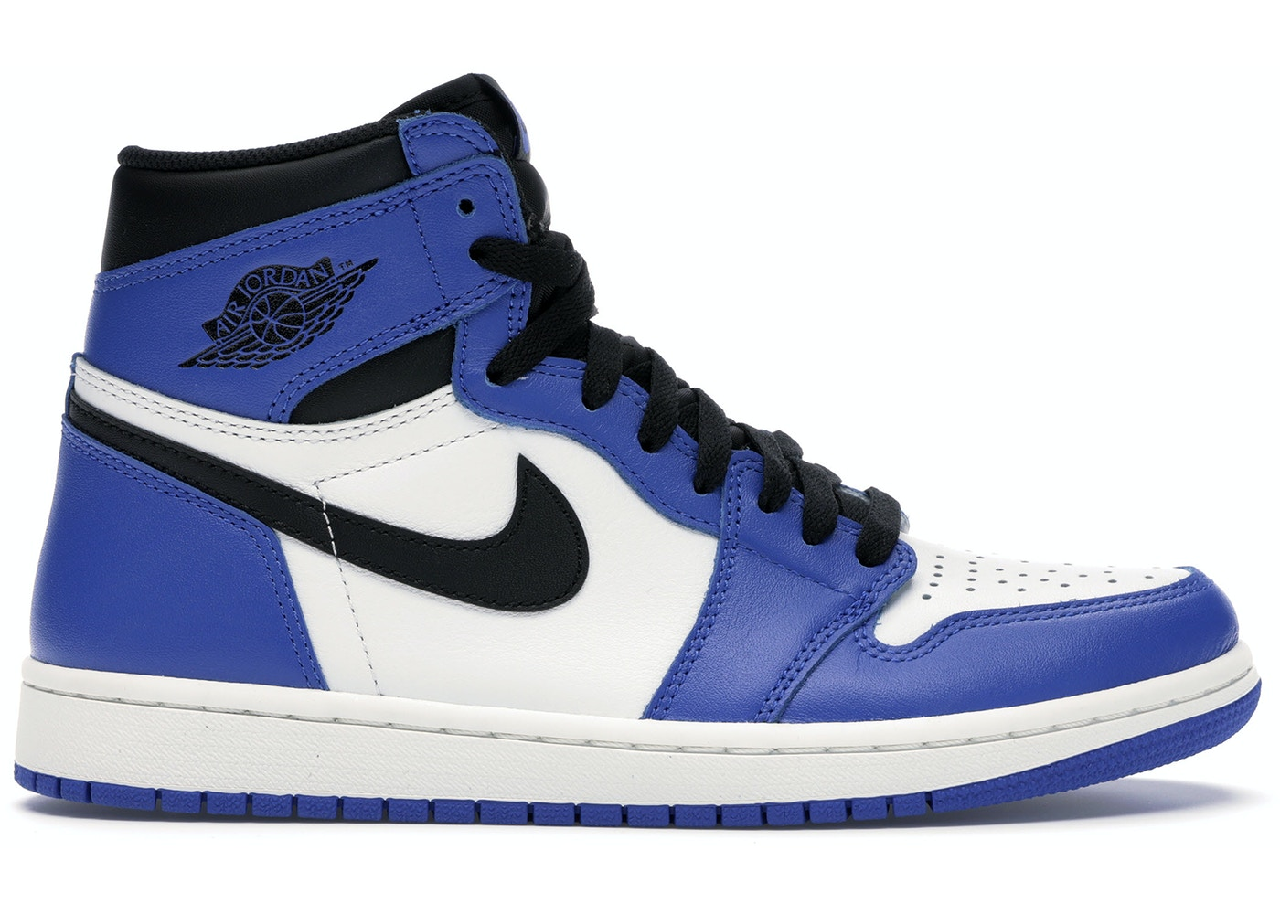 Repetido Embajada rociar  Jordan 1 Retro High Game Royal - 555088-403