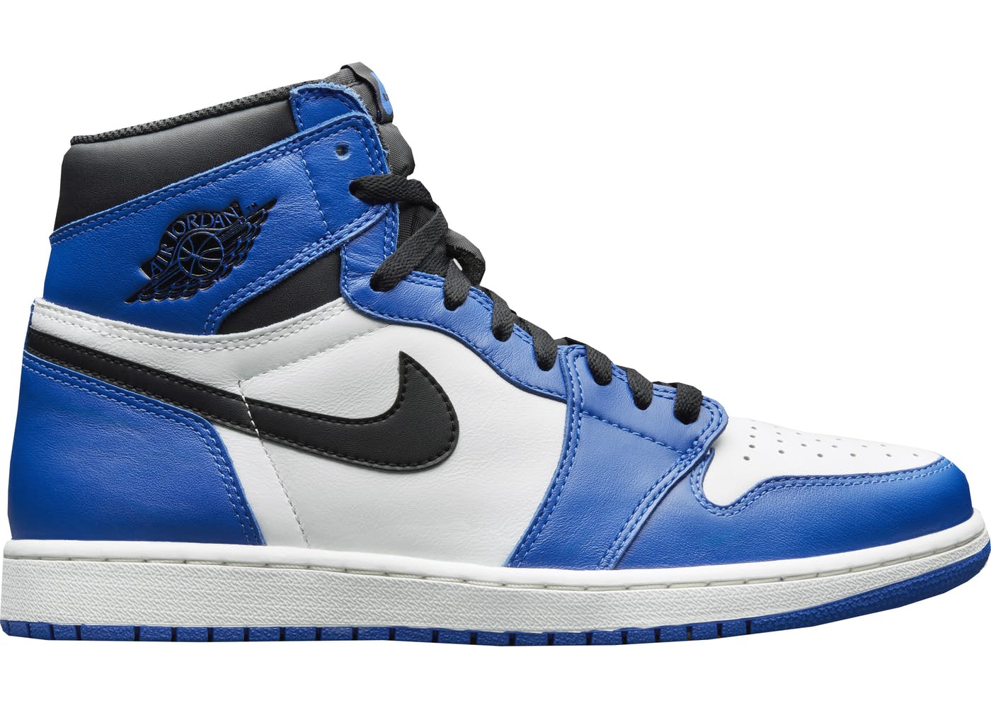 Jordan 1 retro high game royal for Jordan royal 1 shirt