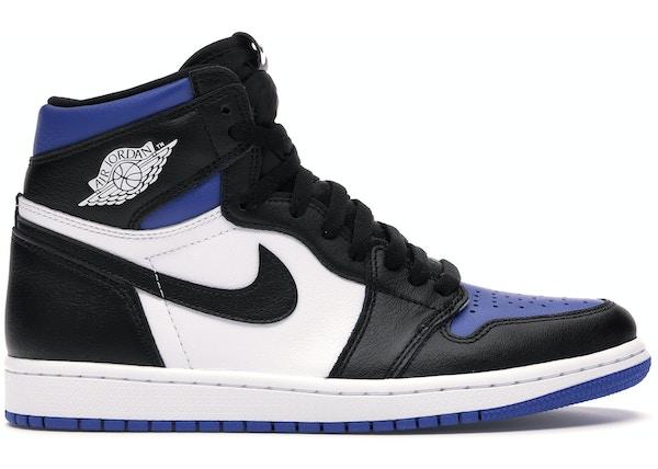 Jordan 1 Retro High Royal Toe 555088 041
